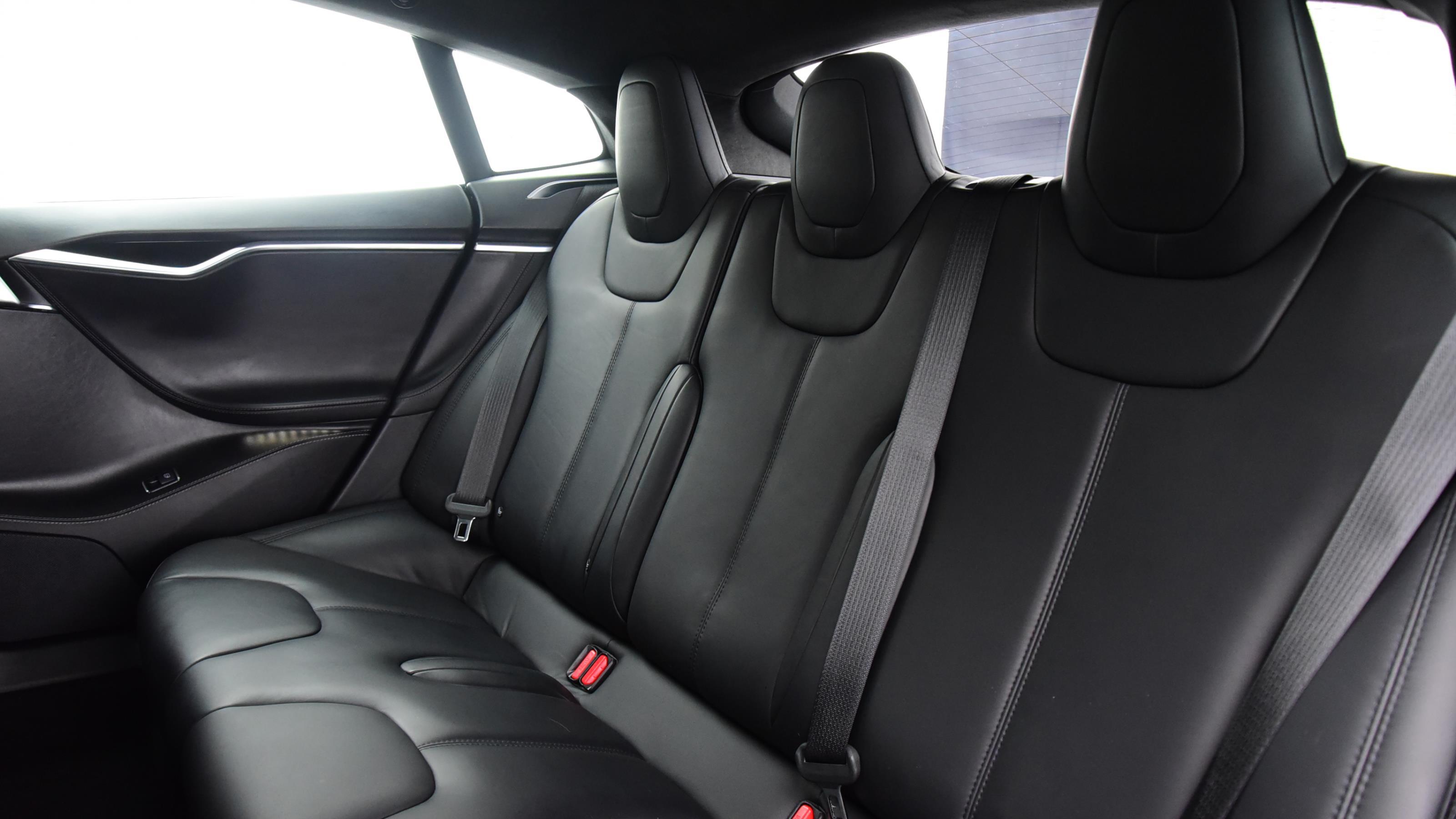 Used 2018 Tesla MODEL S 315kW 90kWh Dual Motor 5dr [Nav] BLACK at Saxton4x4