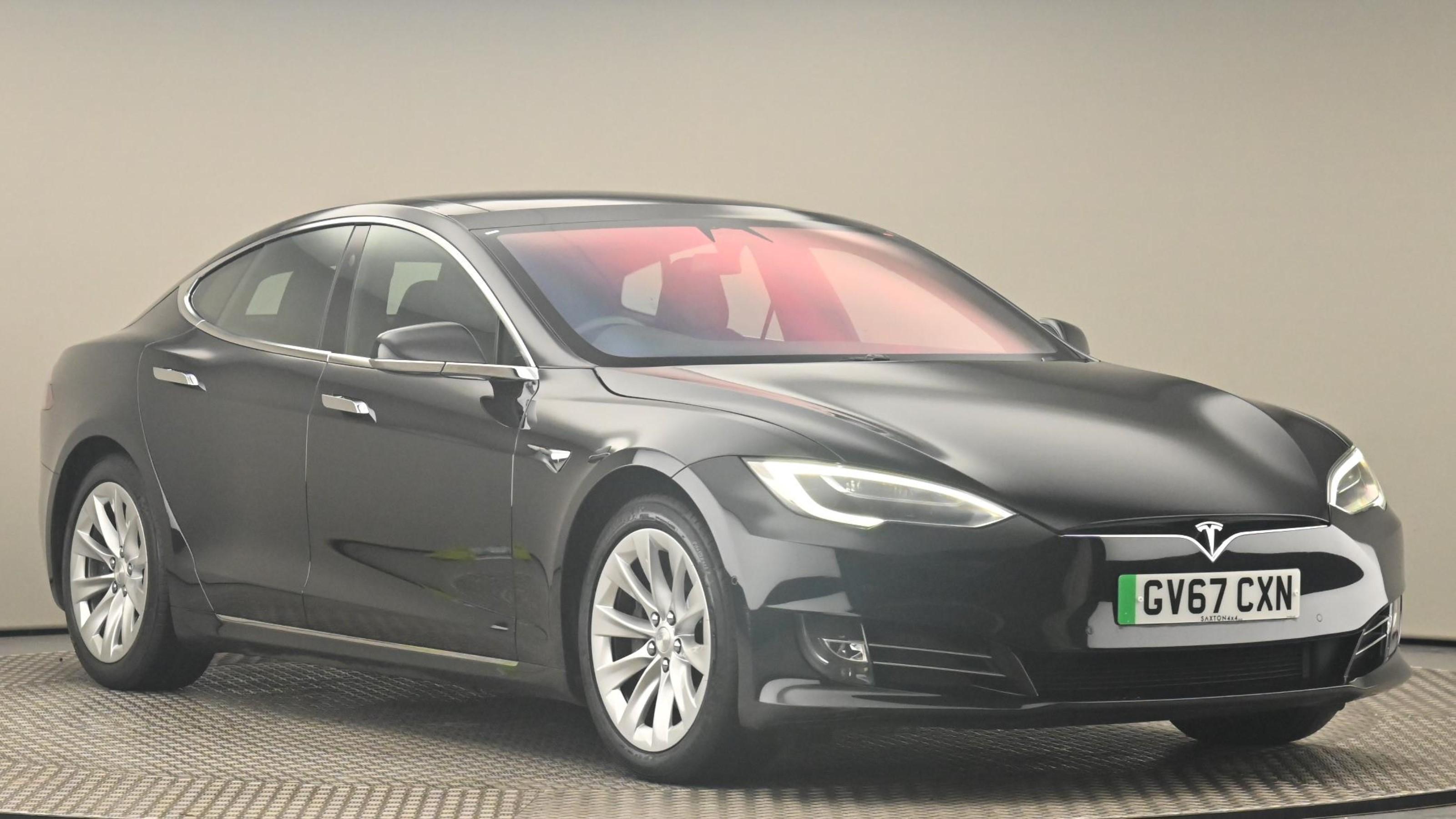 Used 2018 Tesla MODEL S 449kW 100kWh Dual Motor 5dr Auto BLACK at Saxton4x4
