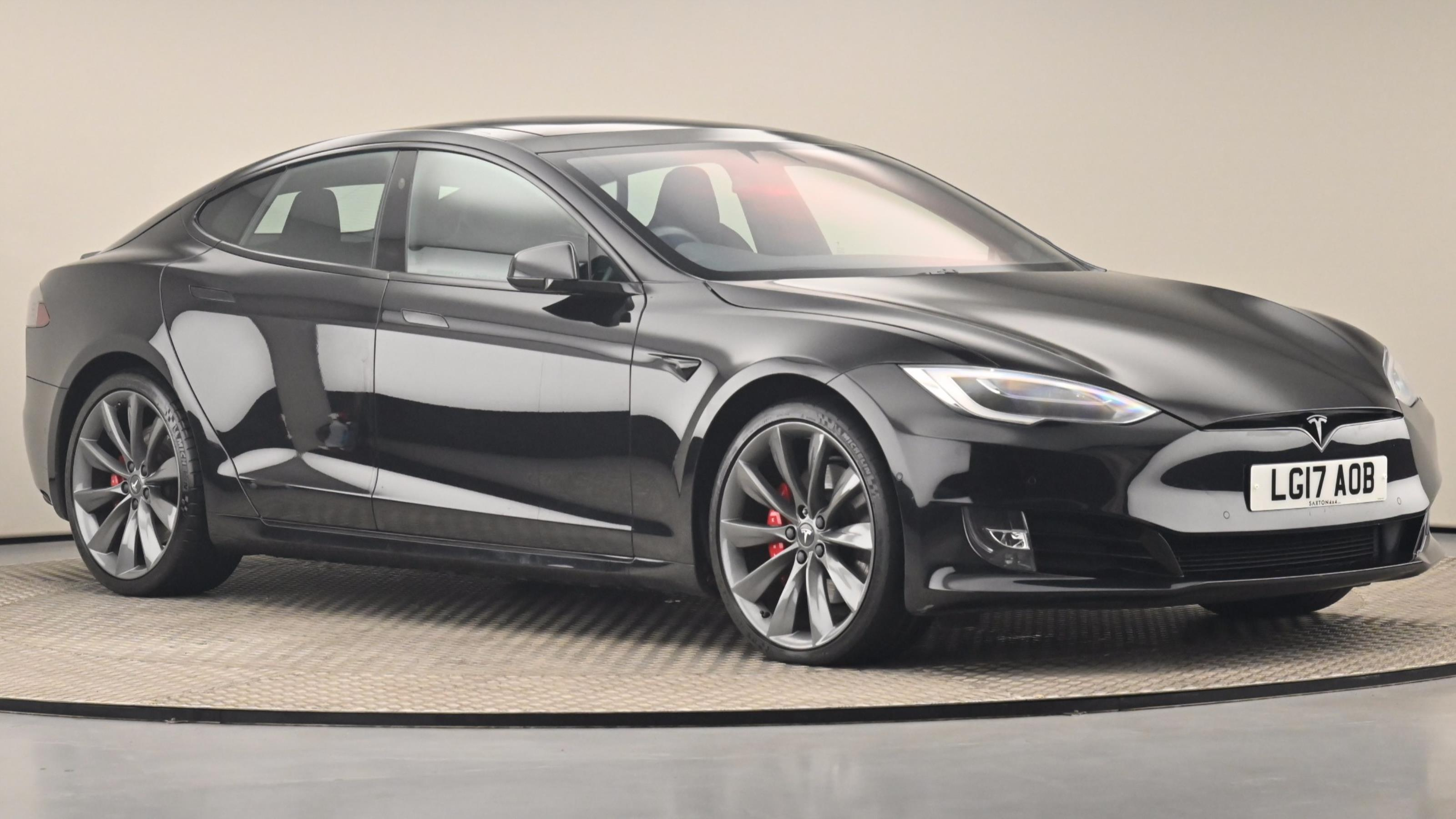 Used 2017 Tesla MODEL S P100DL (Ludicrous) 449kW 100kWh Dual Motor 5dr Auto BLACK at Saxton4x4