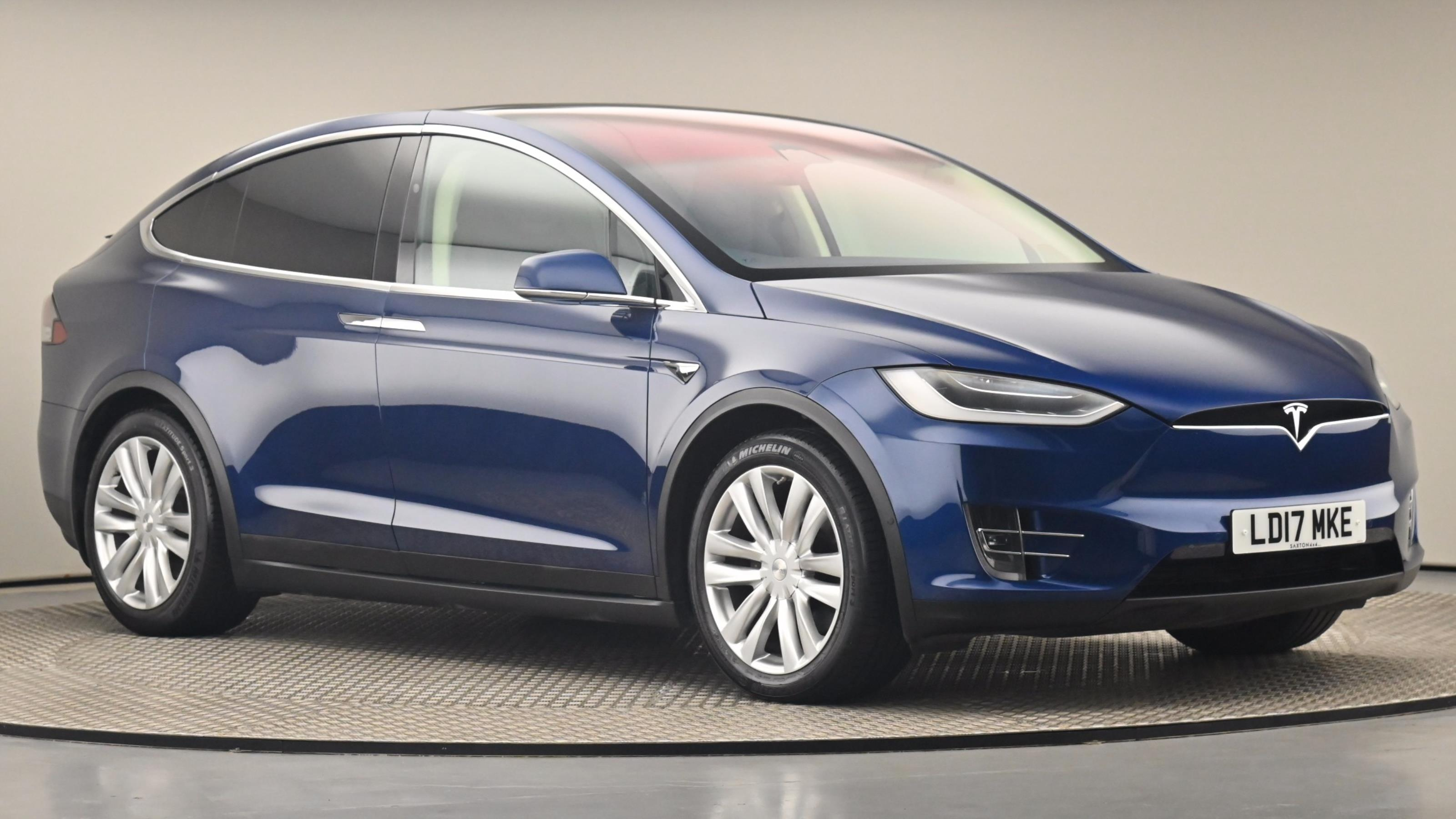 Used 2017 Tesla MODEL X 341kW  90kWh Dual Motor 5dr ~ at Saxton4x4