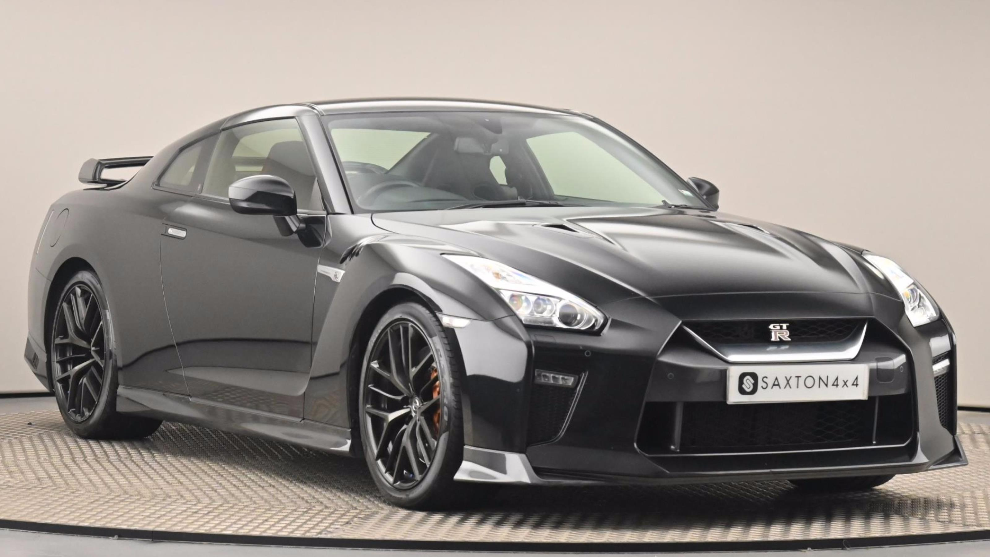 Used 2017 Nissan GT-R 3.8 Recaro 2dr Auto BLACK at Saxton4x4