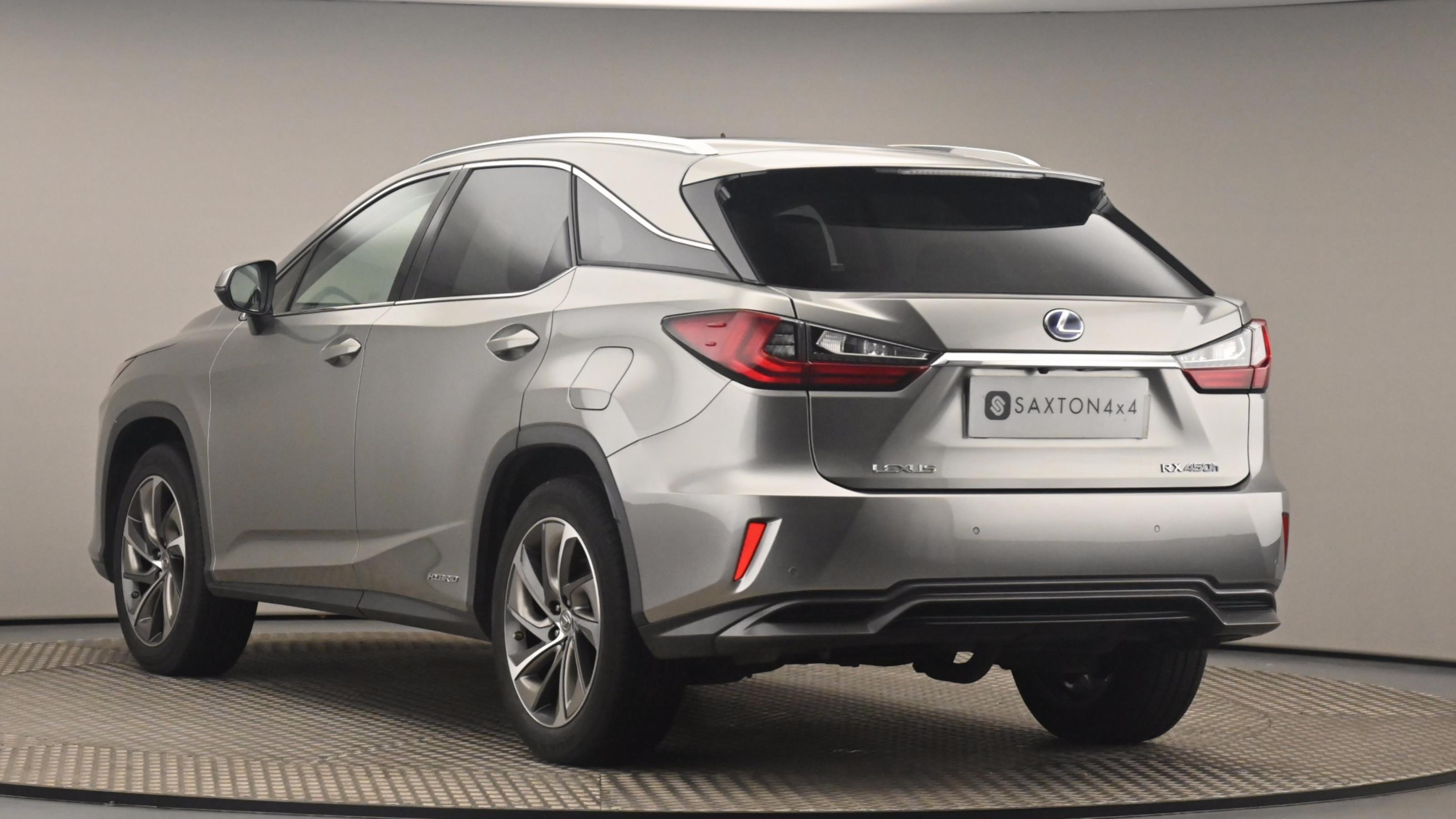 Used 2016 Lexus RX 450h 3.5 Premier 5dr CVT [Pan roof] SILVER at Saxton4x4