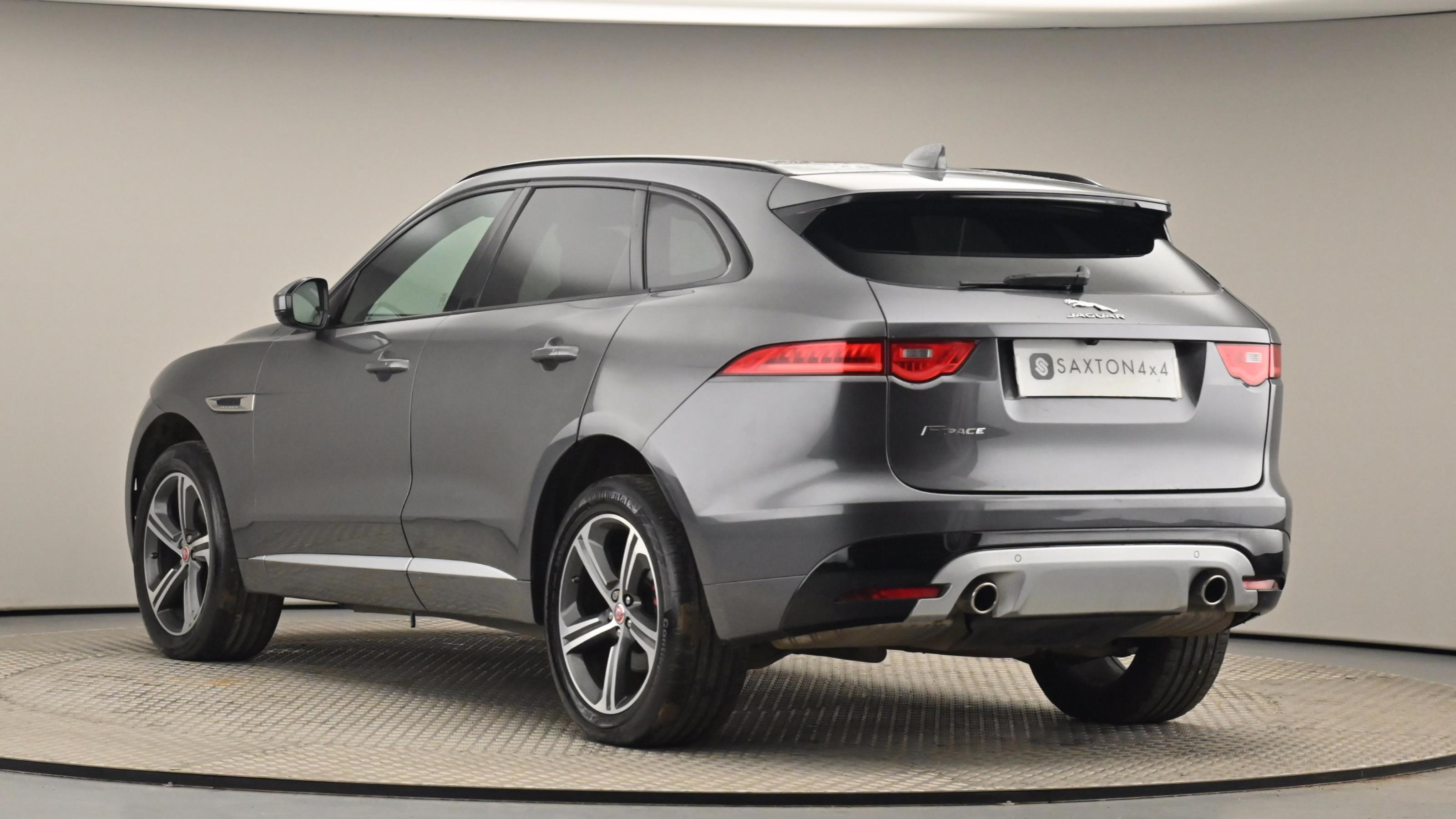 Used 2017 Jaguar F-PACE 3.0d V6 S 5dr Auto AWD GREY at Saxton4x4