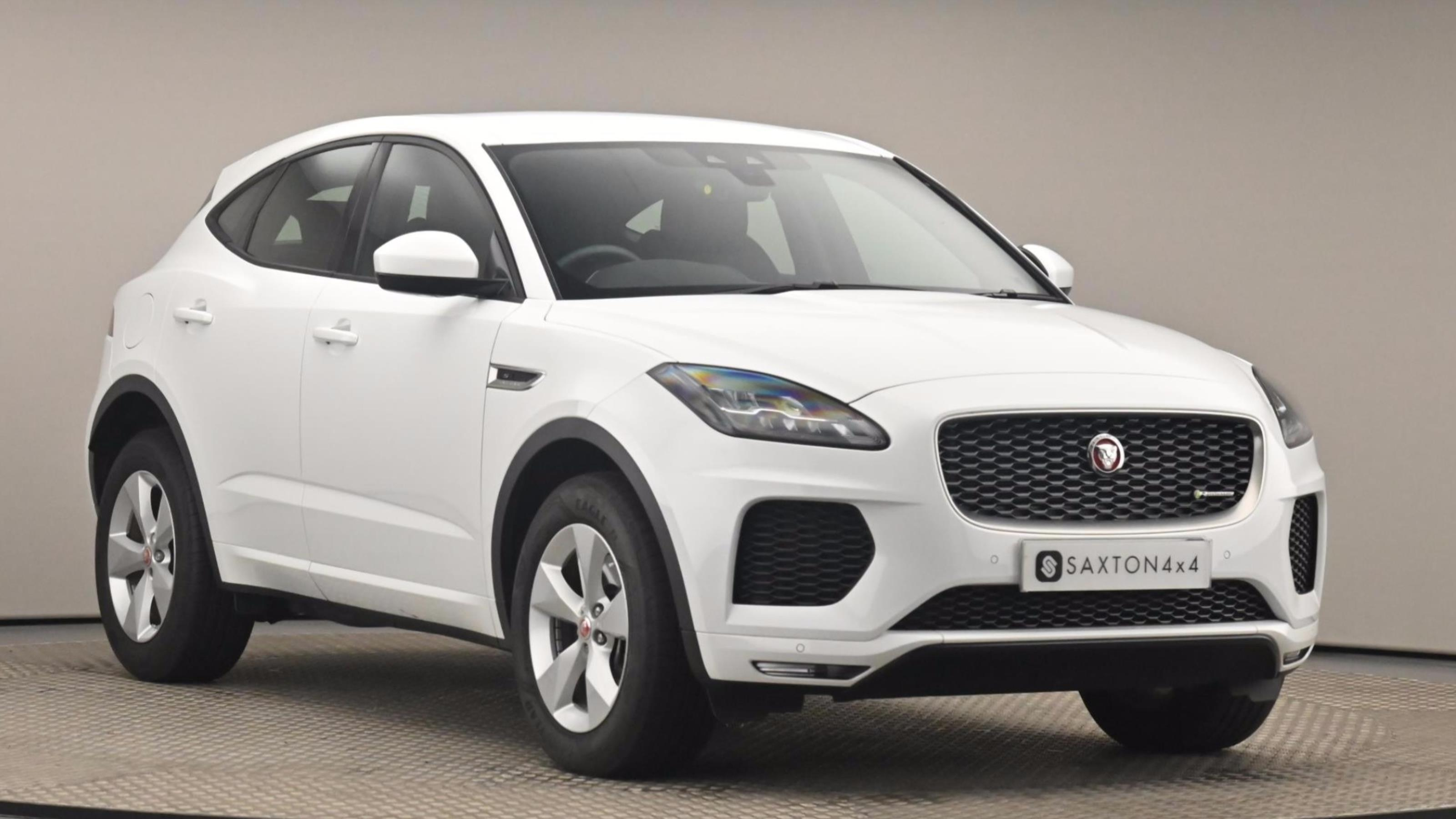 Used 2018 Jaguar E-PACE 2.0 R-Dynamic S 5dr Auto White at Saxton4x4
