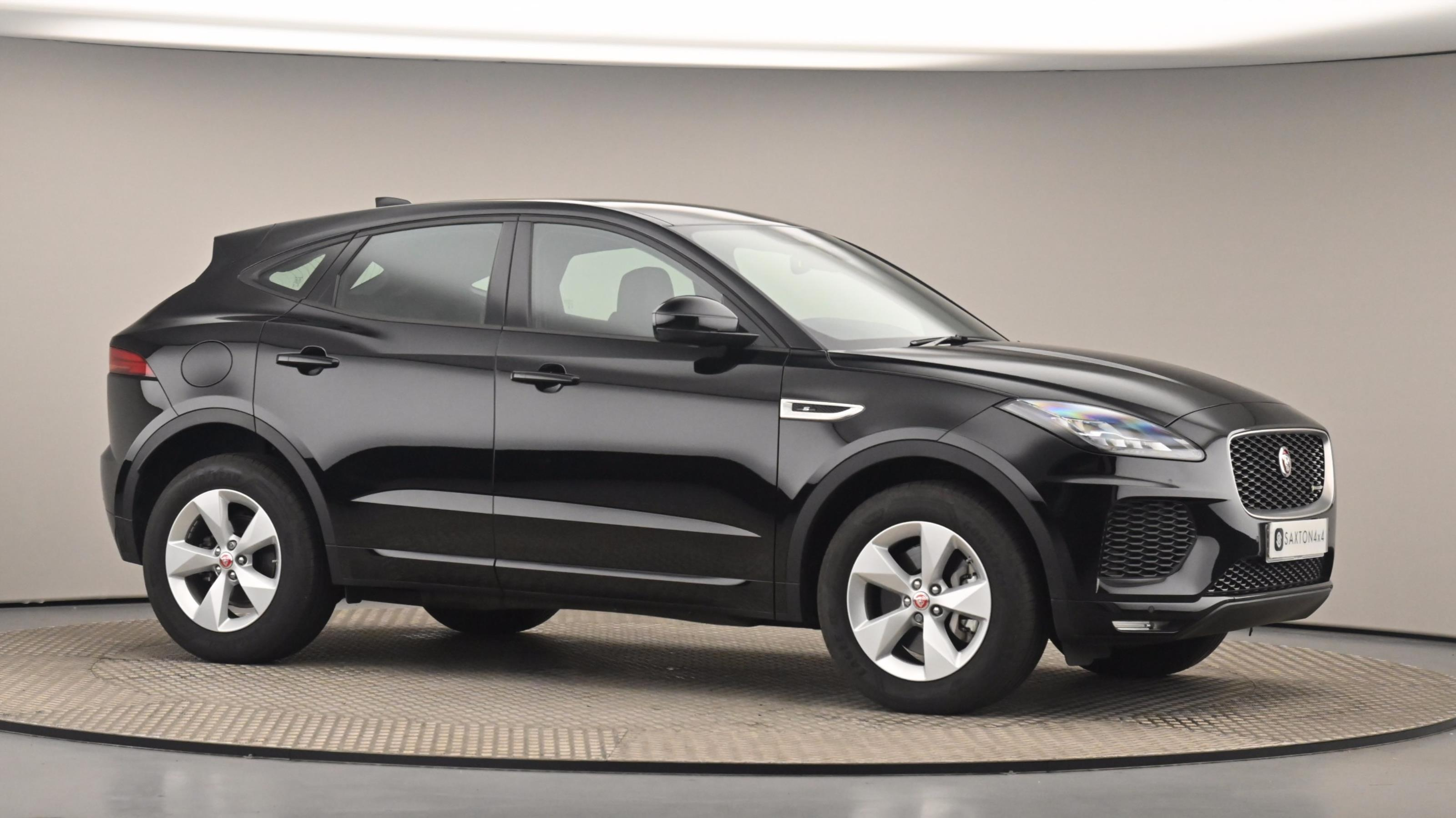 Used 2018 Jaguar E-PACE 2.0 R-Dynamic S 5dr Auto Black at Saxton4x4
