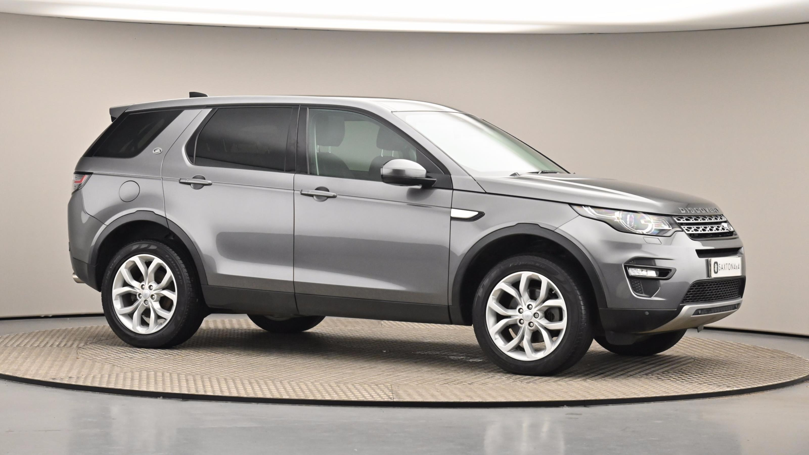 Used 2016 Land Rover DISCOVERY SPORT 2.0 TD4 180 HSE 5dr Auto at Saxton4x4
