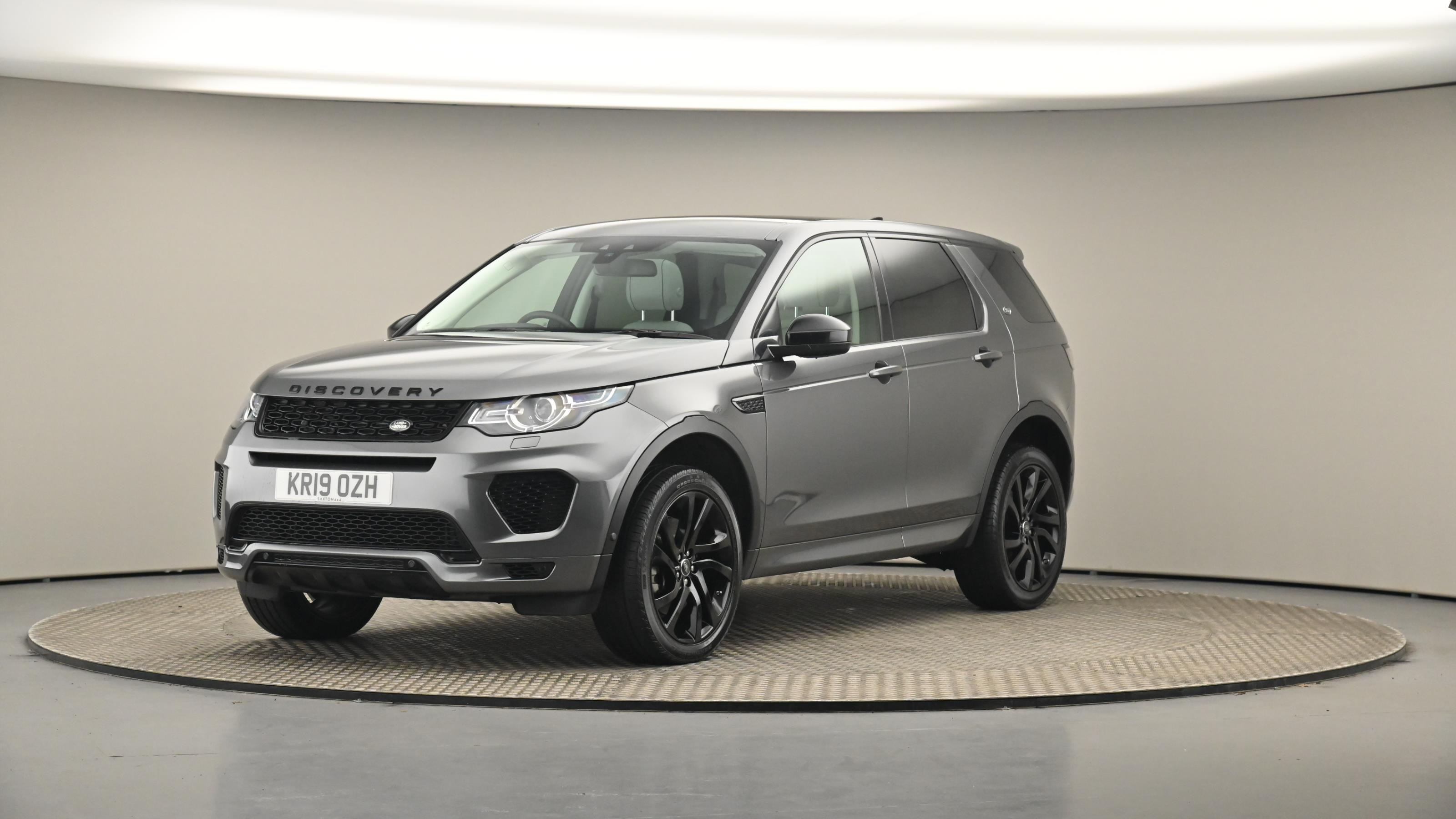 Used 2019 Land Rover Discovery Sport SI4 HSE LUXURY for