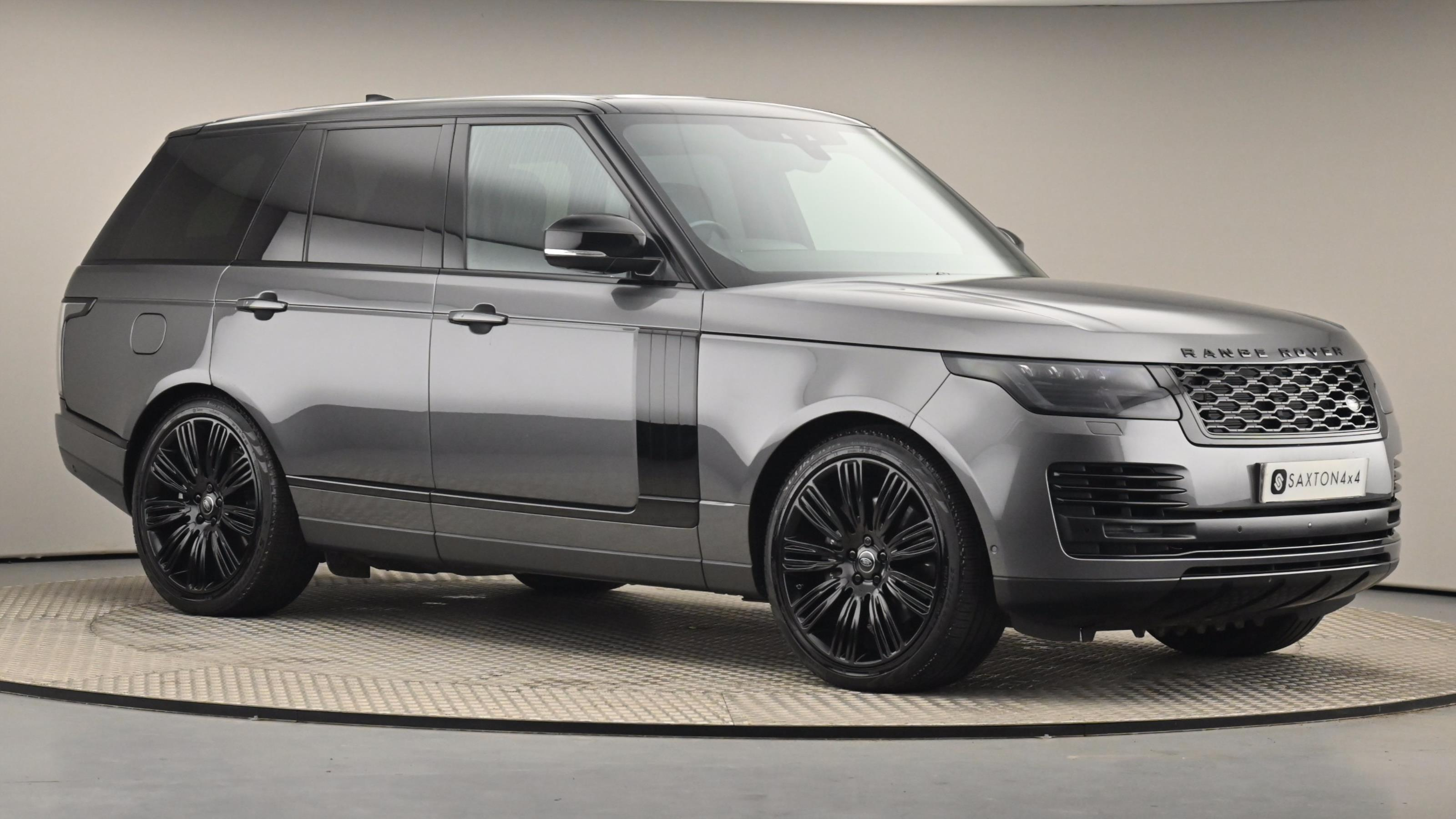 Used 2018 Land Rover RANGE ROVER 4.4 SDV8 Autobiography 4dr Auto GREY at Saxton4x4