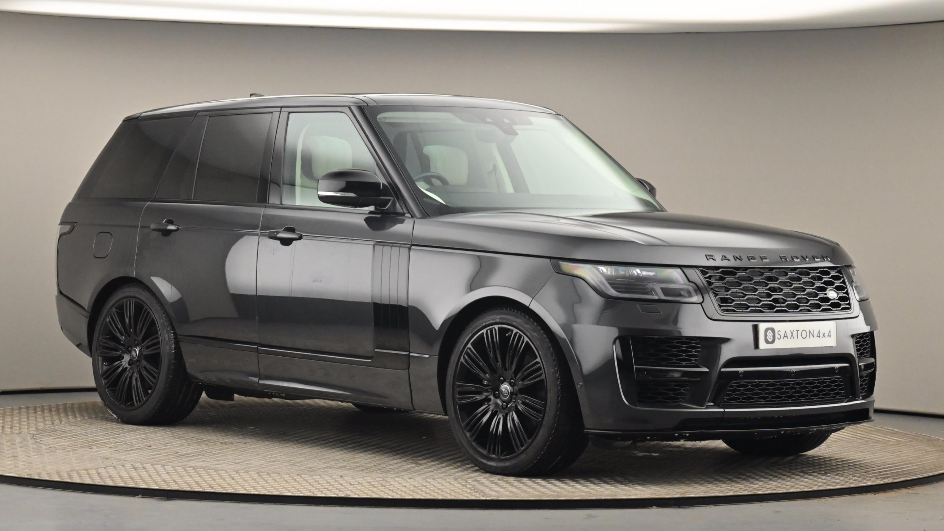 Used 2018 Land Rover RANGE ROVER 4.4 SDV8 Vogue SE 4dr Auto GREY at Saxton4x4
