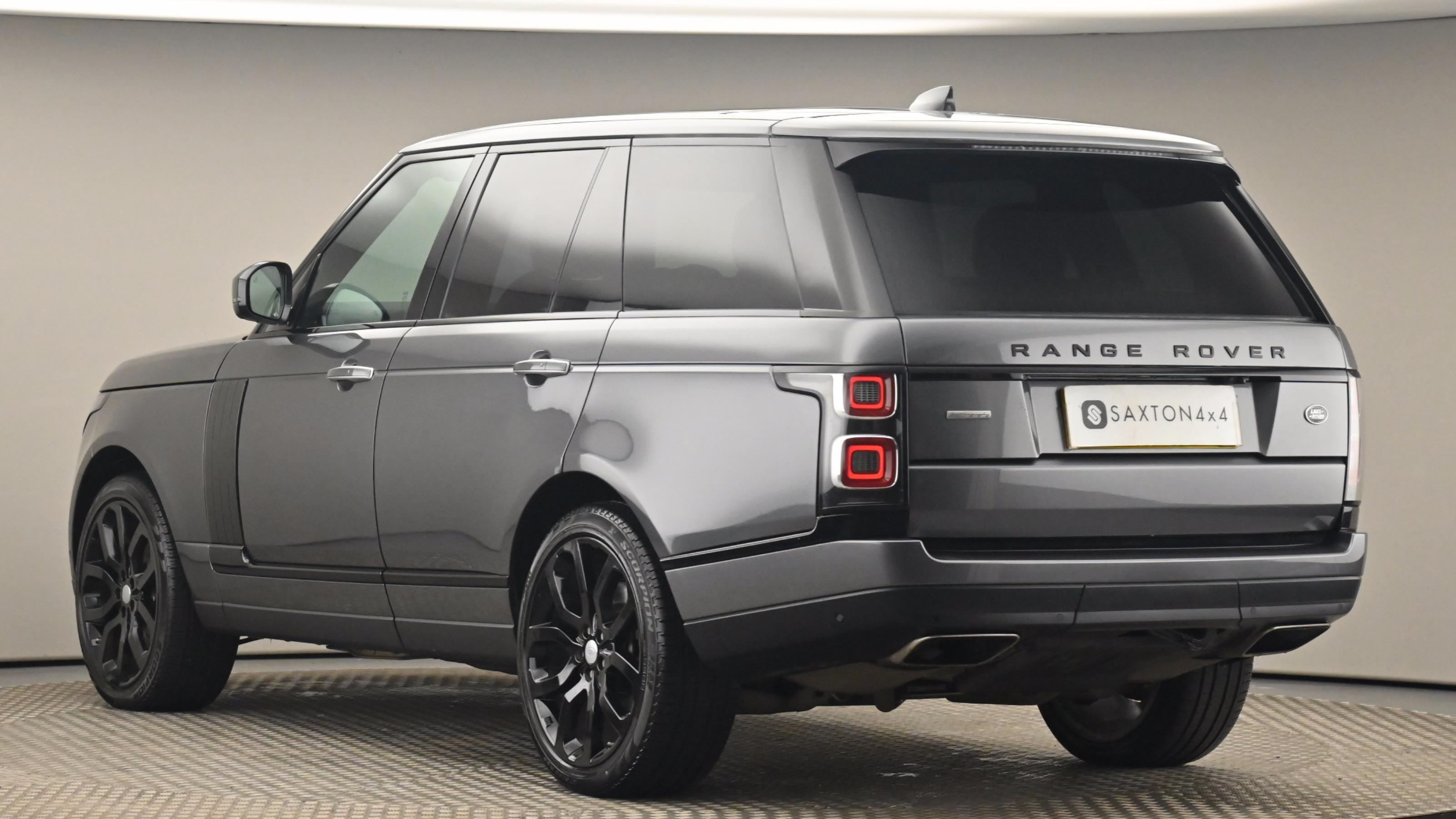 Used 2019 Land Rover RANGE ROVER 4.4 SDV8 Autobiography 4dr Auto GREY at Saxton4x4