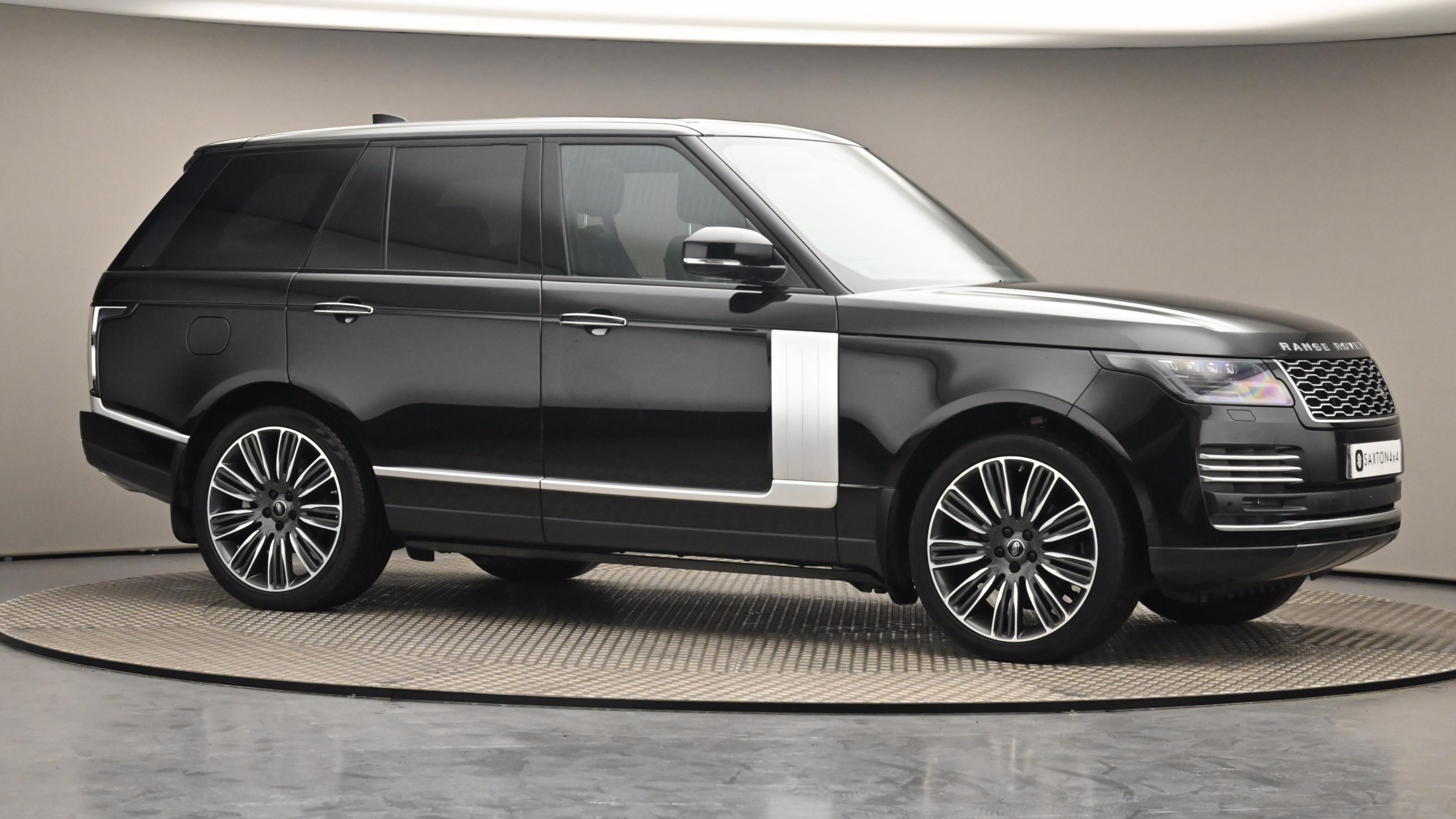 Used 2018 Land Rover RANGE ROVER 3.0 SDV6 Autobiography 4dr Auto BLACK at Saxton4x4