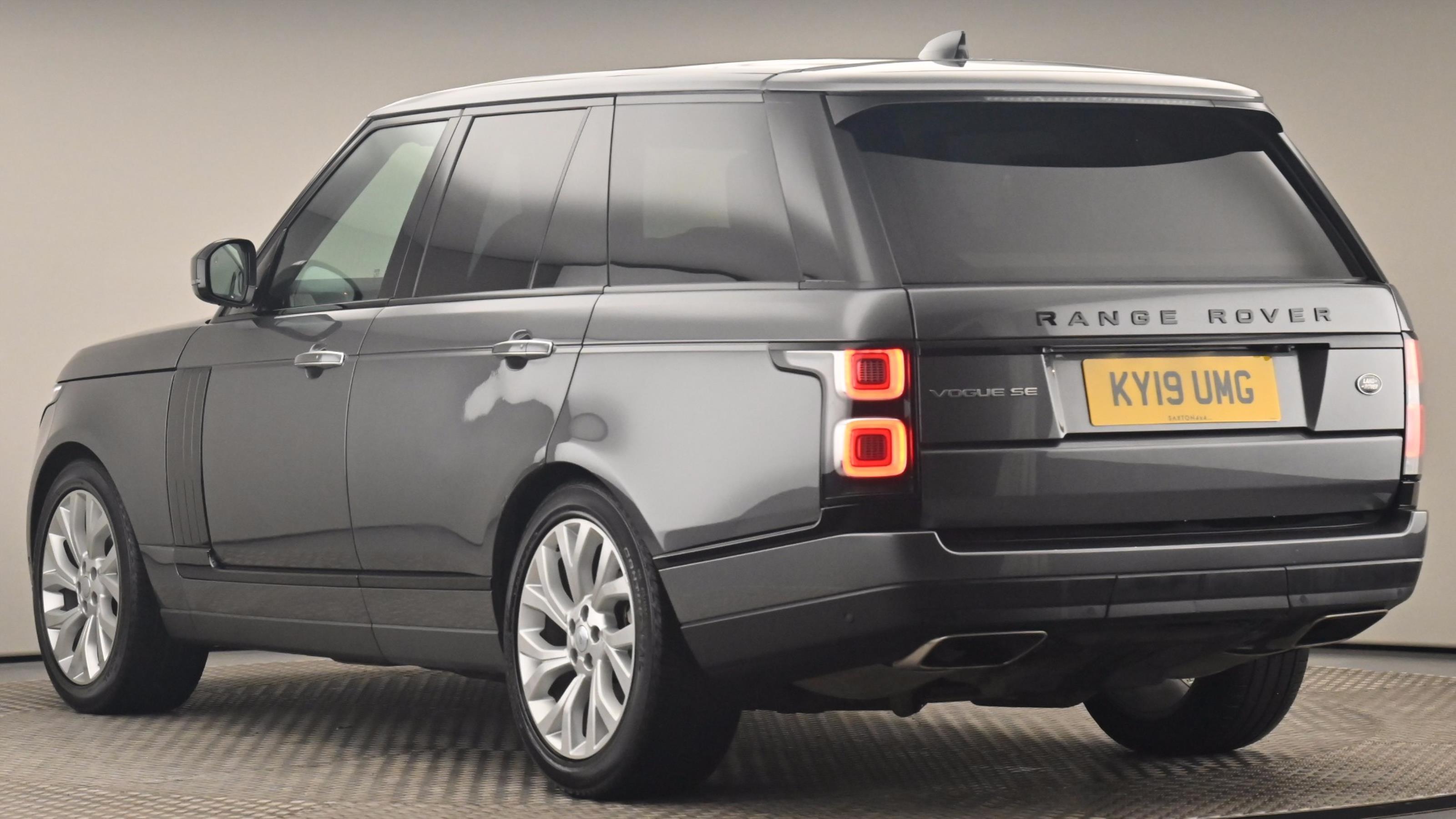 Used 2019 Land Rover RANGE ROVER 3.0 SDV6 Vogue SE 4dr Auto GREY at Saxton4x4
