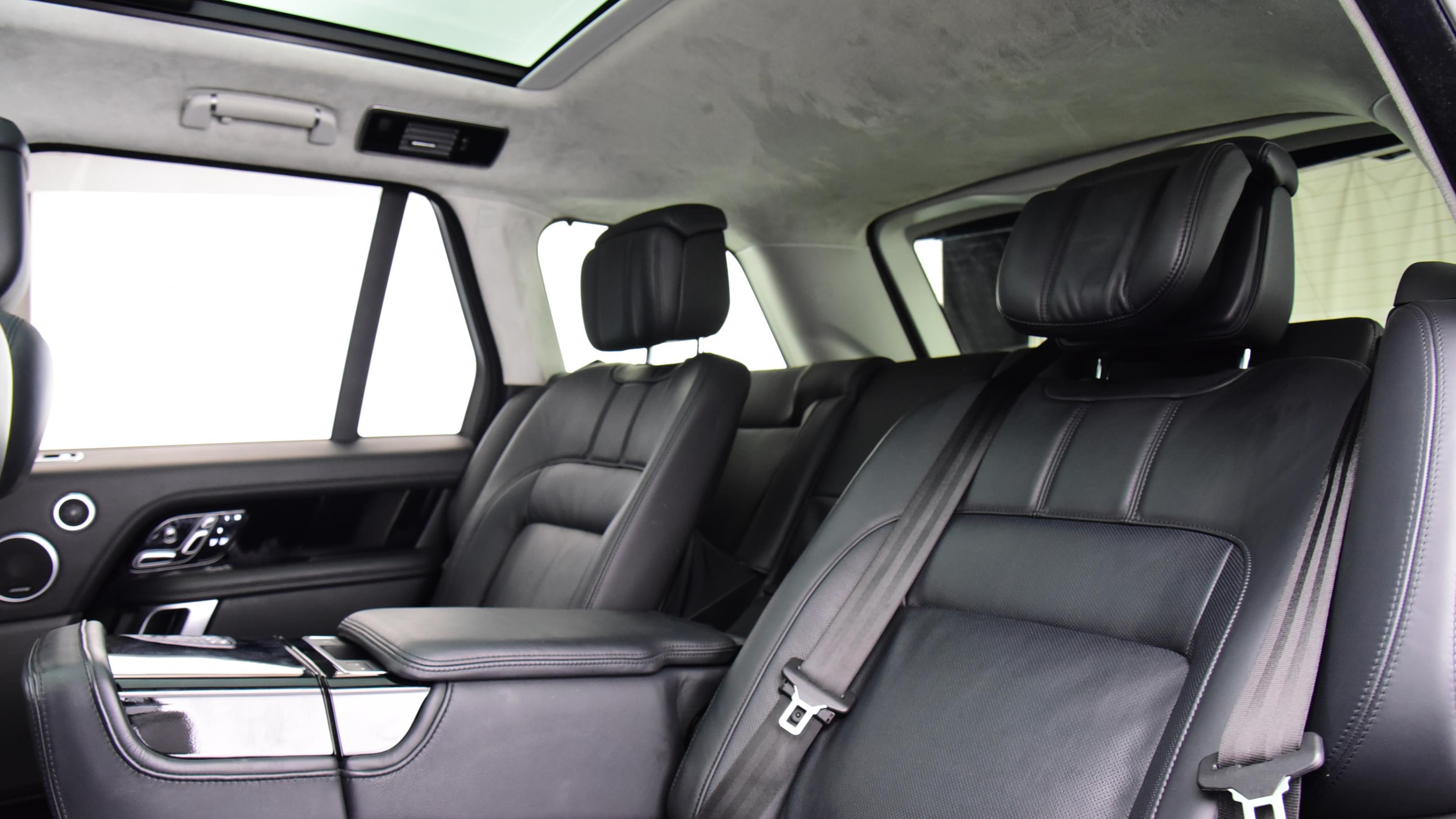 Used 2019 Land Rover RANGE ROVER 3.0 SDV6 Autobiography 4dr Auto BLACK at Saxton4x4