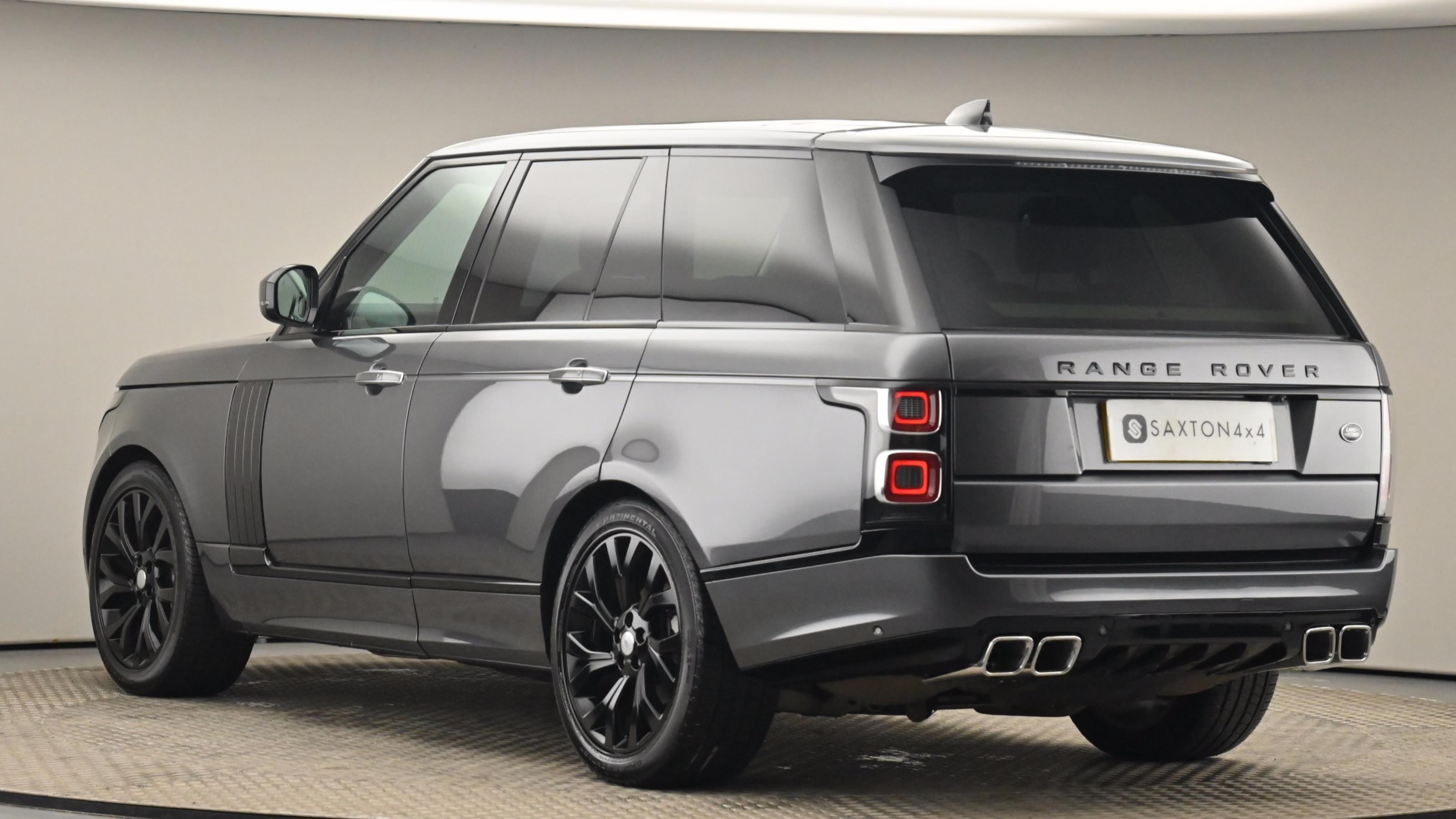 Used 2018 Land Rover RANGE ROVER 3.0 TDV6 Vogue SE 4dr Auto GREY at Saxton4x4