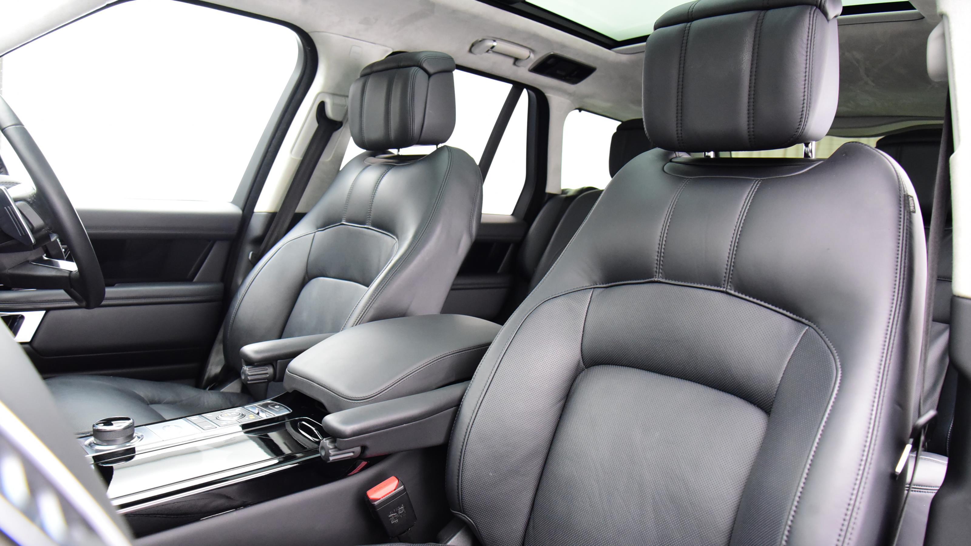 Used 2019 Land Rover RANGE ROVER 2.0 P400e Autobiography 4dr Auto GREY at Saxton4x4