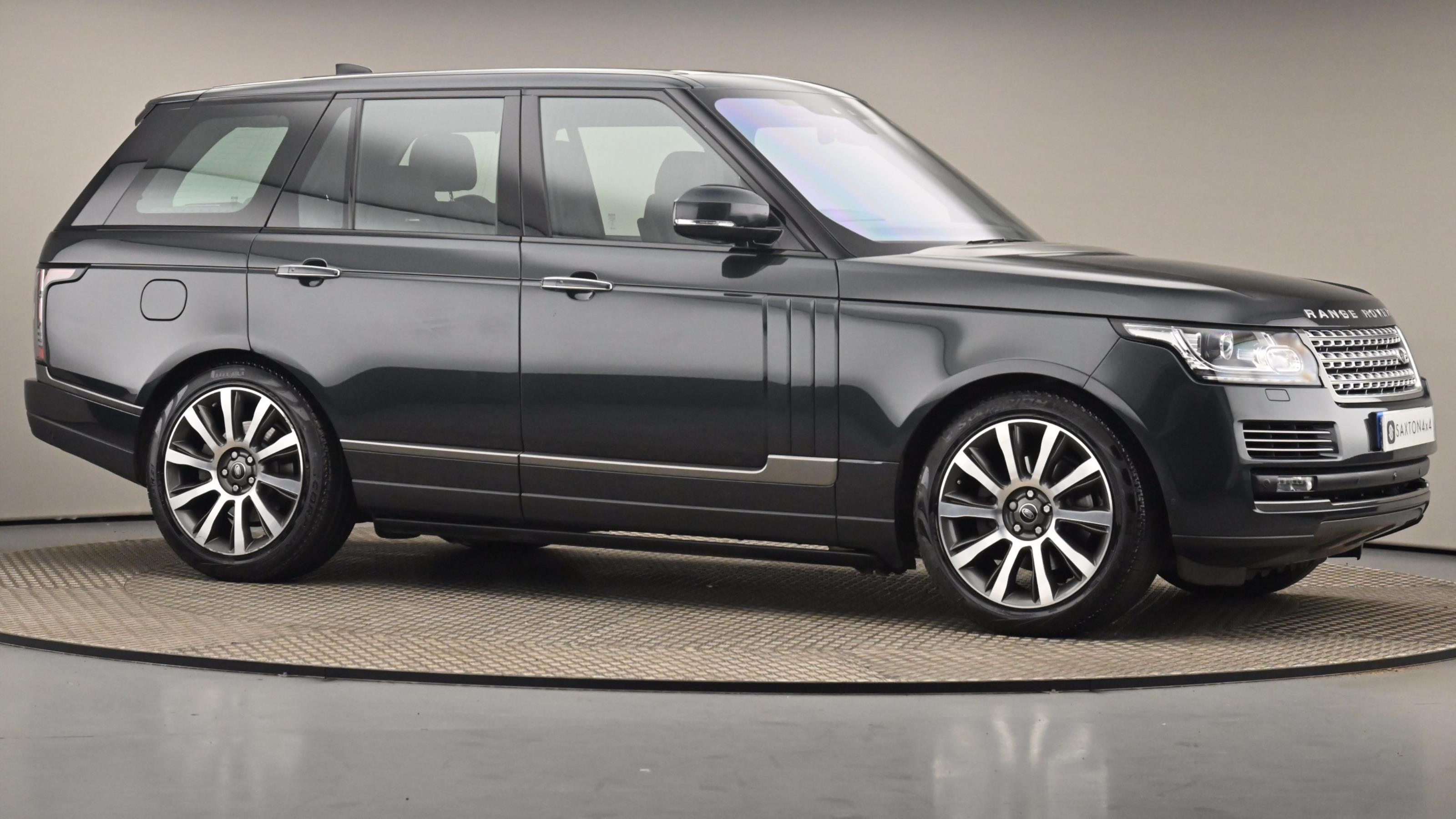Used 2017 Land Rover RANGE ROVER 3.0 TDV6 Autobiography 4dr Auto at Saxton4x4
