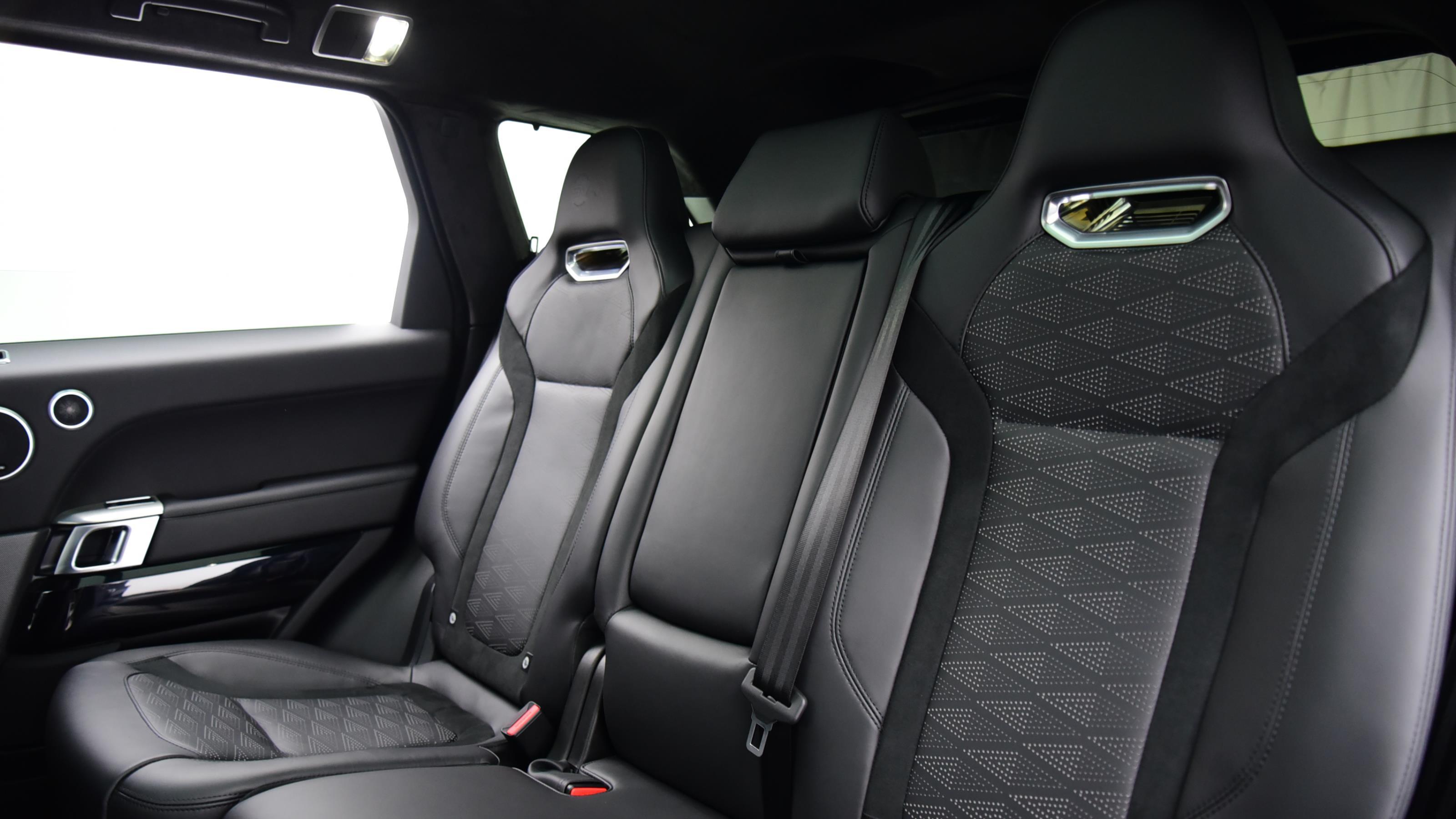 Used 2018 Land Rover RANGE ROVER SPORT 5.0 V8 S/C 575 SVR 5dr Auto          at Saxton4x4