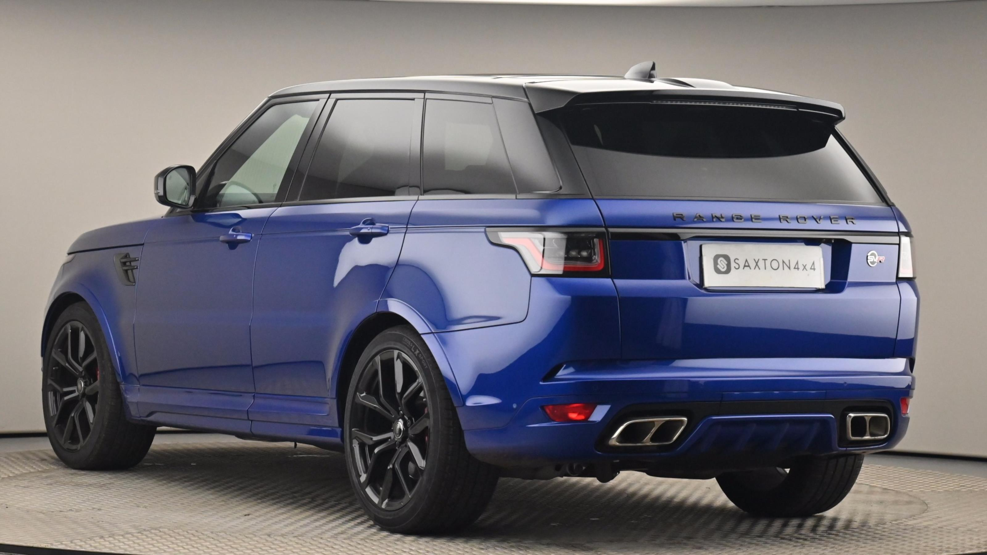 Used 2018 Land Rover Range Rover Sport  SVR ~ at Saxton4x4