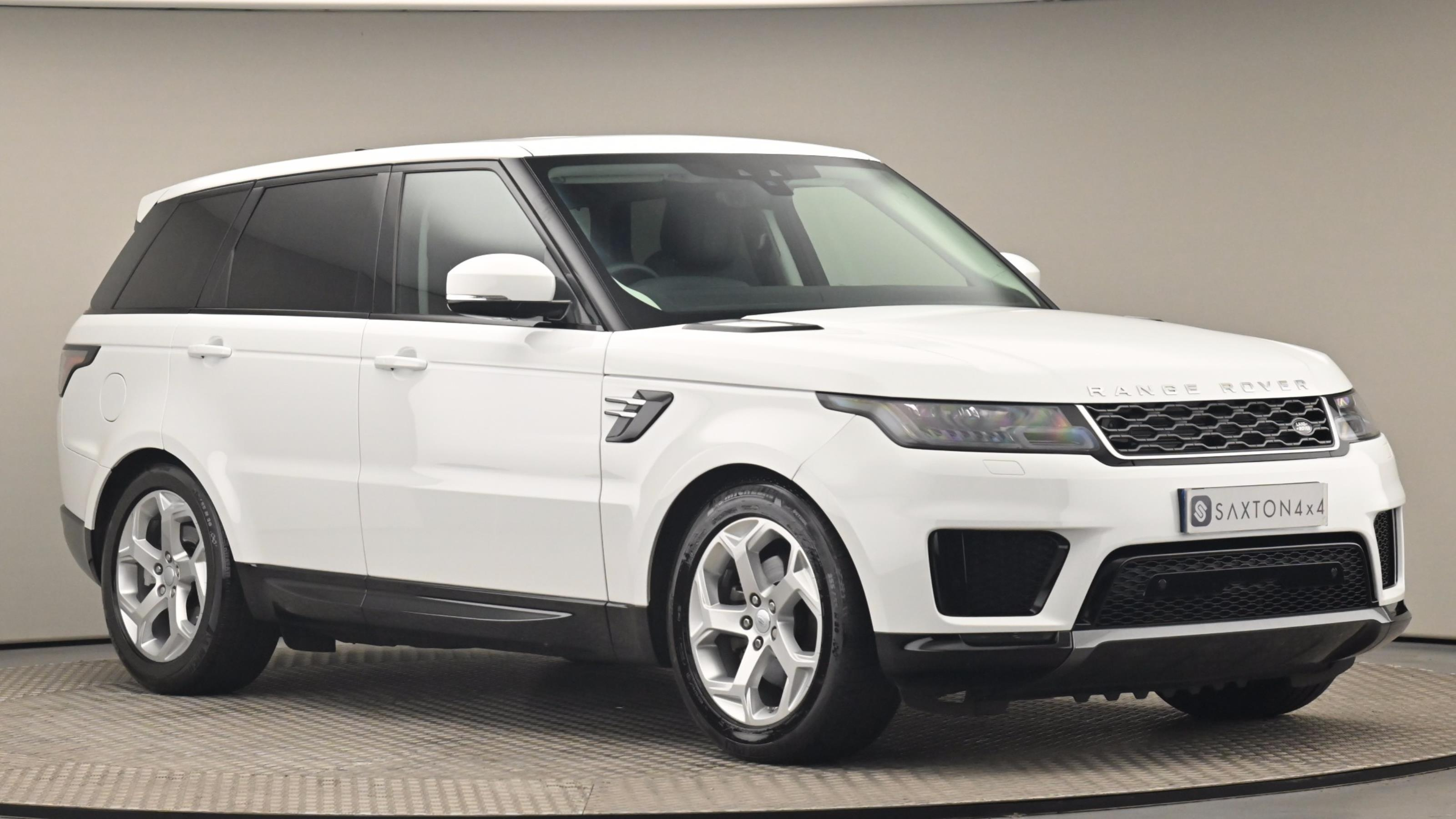 Used 2019 Land Rover RANGE ROVER SPORT 3.0 SDV6 HSE 5dr Auto ~ at Saxton4x4