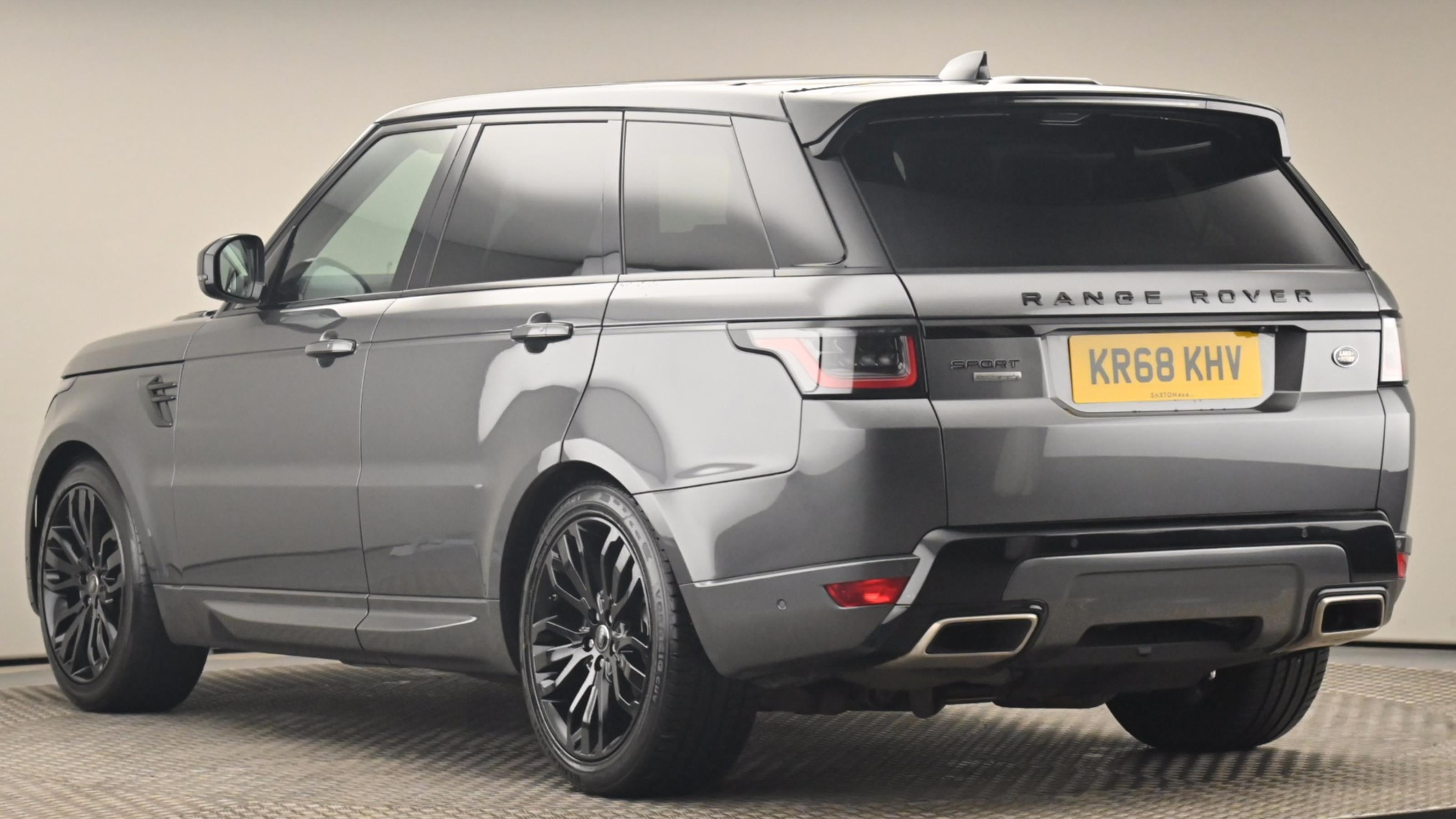 Used 2018 Land Rover RANGE ROVER SPORT 3.0 SDV6 Autobiography Dynamic 5dr Auto [7 Seat] GREY at Saxton4x4