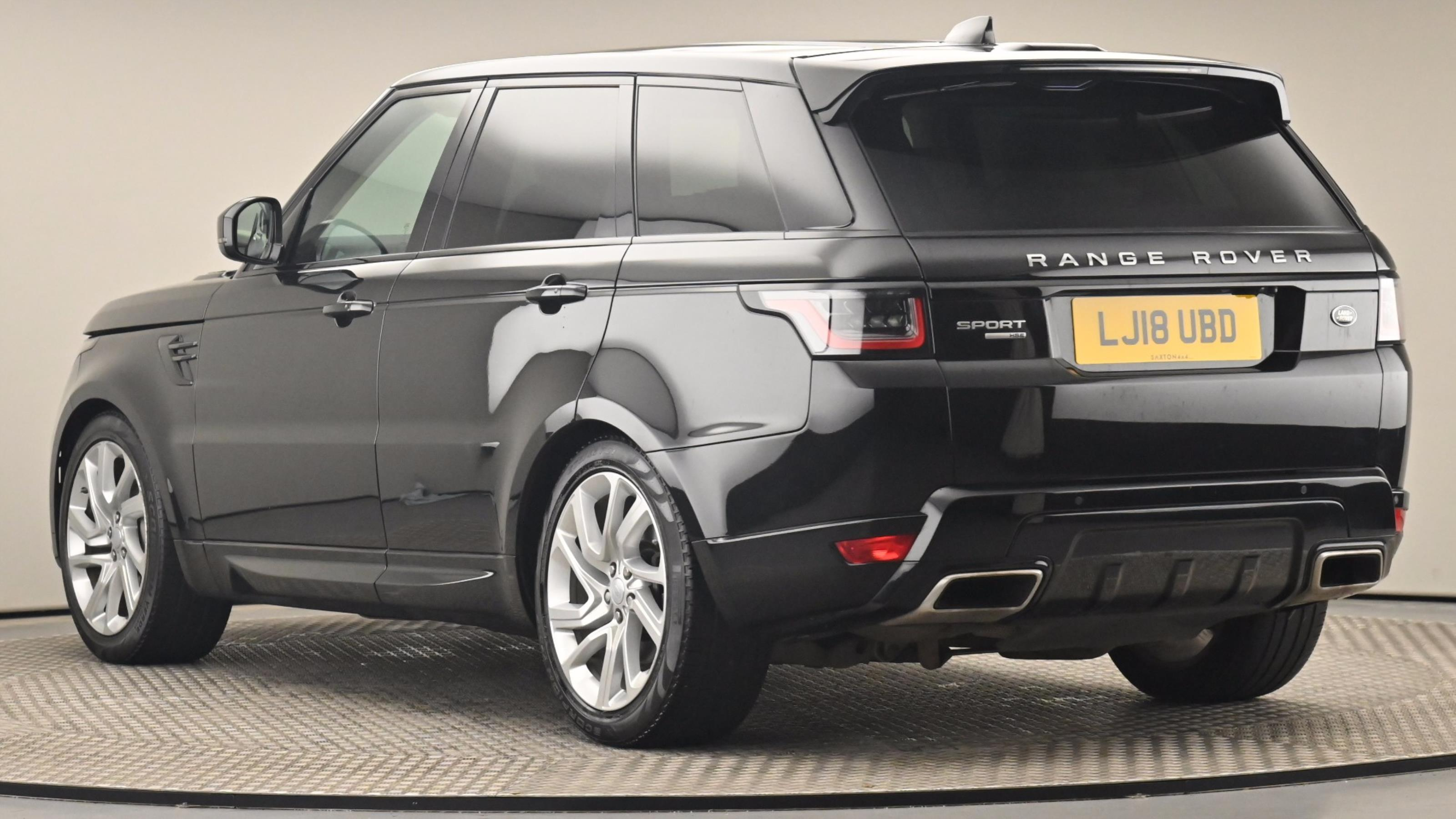 Used 2018 Land Rover RANGE ROVER SPORT 3.0 V6 S/C HSE Dynamic 5dr Auto ~ at Saxton4x4