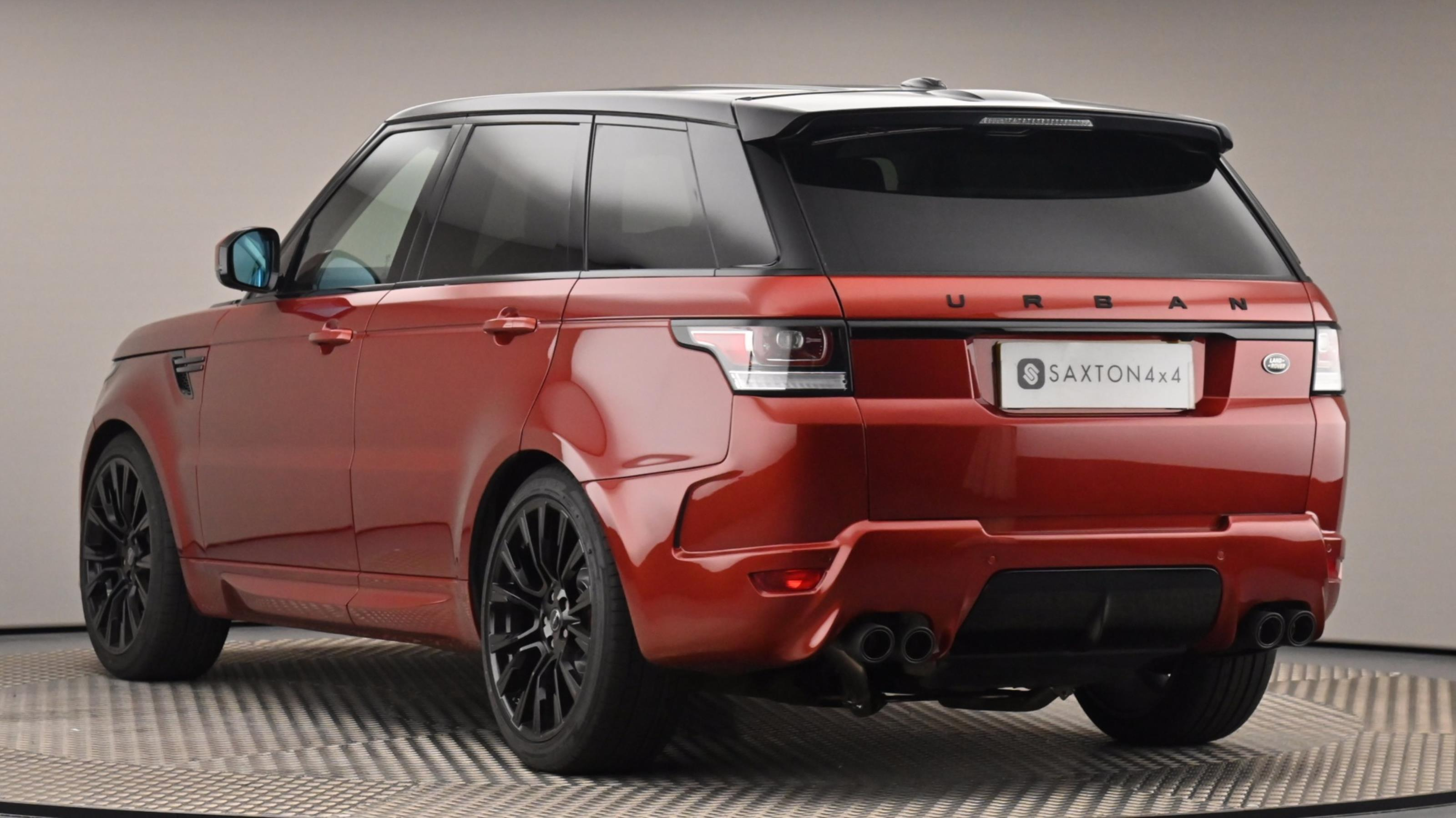 Used 2014 Land Rover RANGE ROVER SPORT 3.0 SDV6 HSE 5dr Auto RED at Saxton4x4