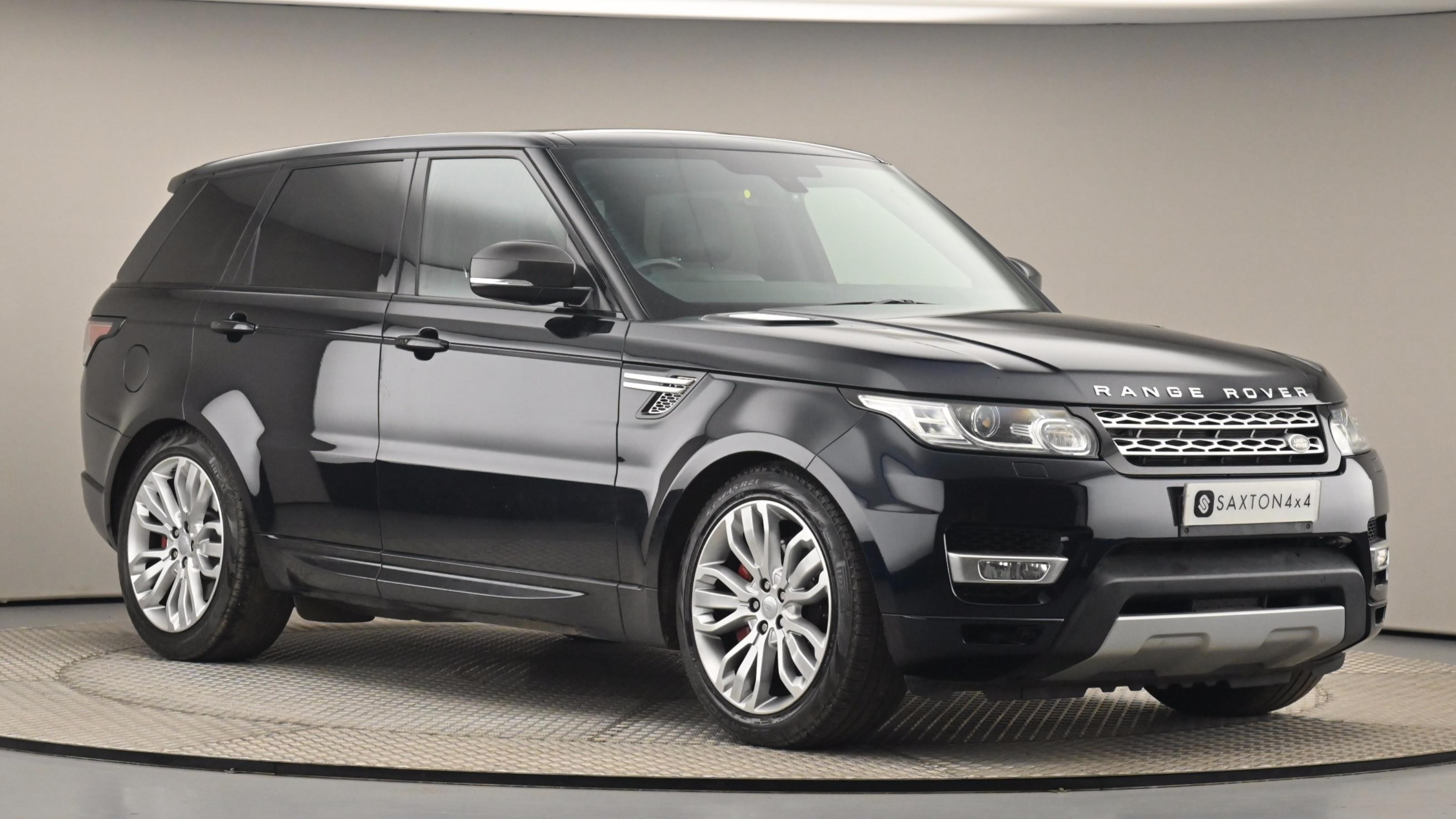 Used 2016 Land Rover RANGE ROVER SPORT 3.0 SDV6 [306] HSE 5dr Auto BLACK at Saxton4x4