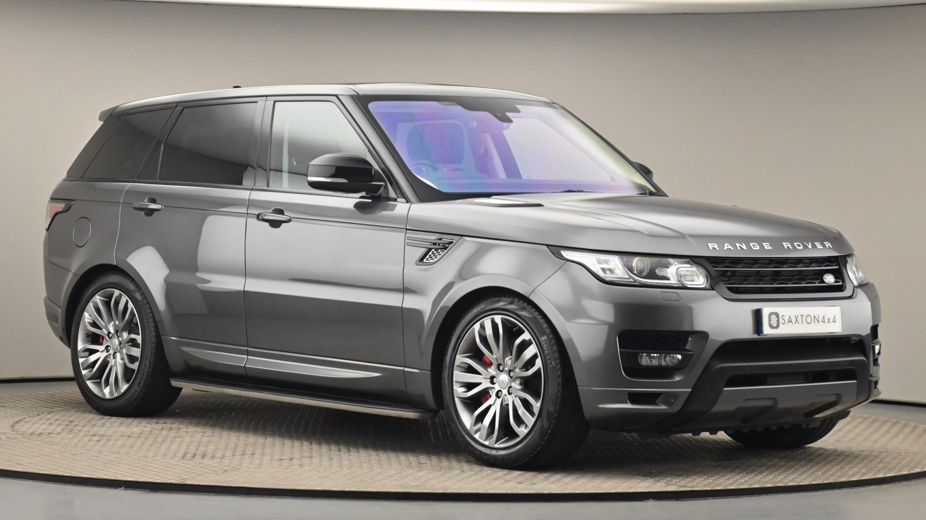 Used 2016 Land Rover RANGE ROVER SPORT 3.0 SDV6 [306] Autobiography Dynamic 5dr Auto GREY at Saxton4x4