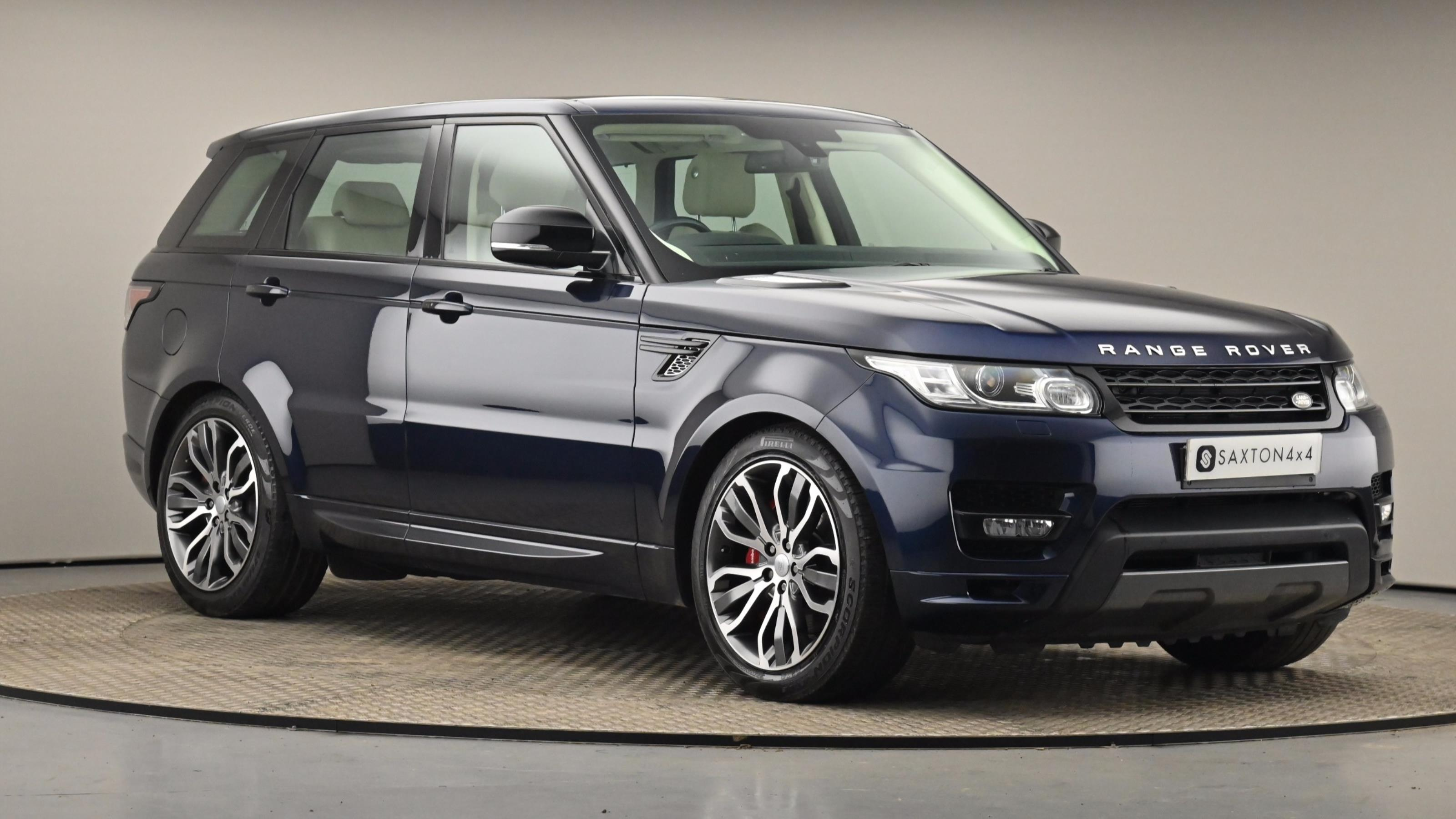Used 2016 Land Rover RANGE ROVER SPORT 3.0 SDV6 [306] Autobiography Dynamic 5dr Auto at Saxton4x4