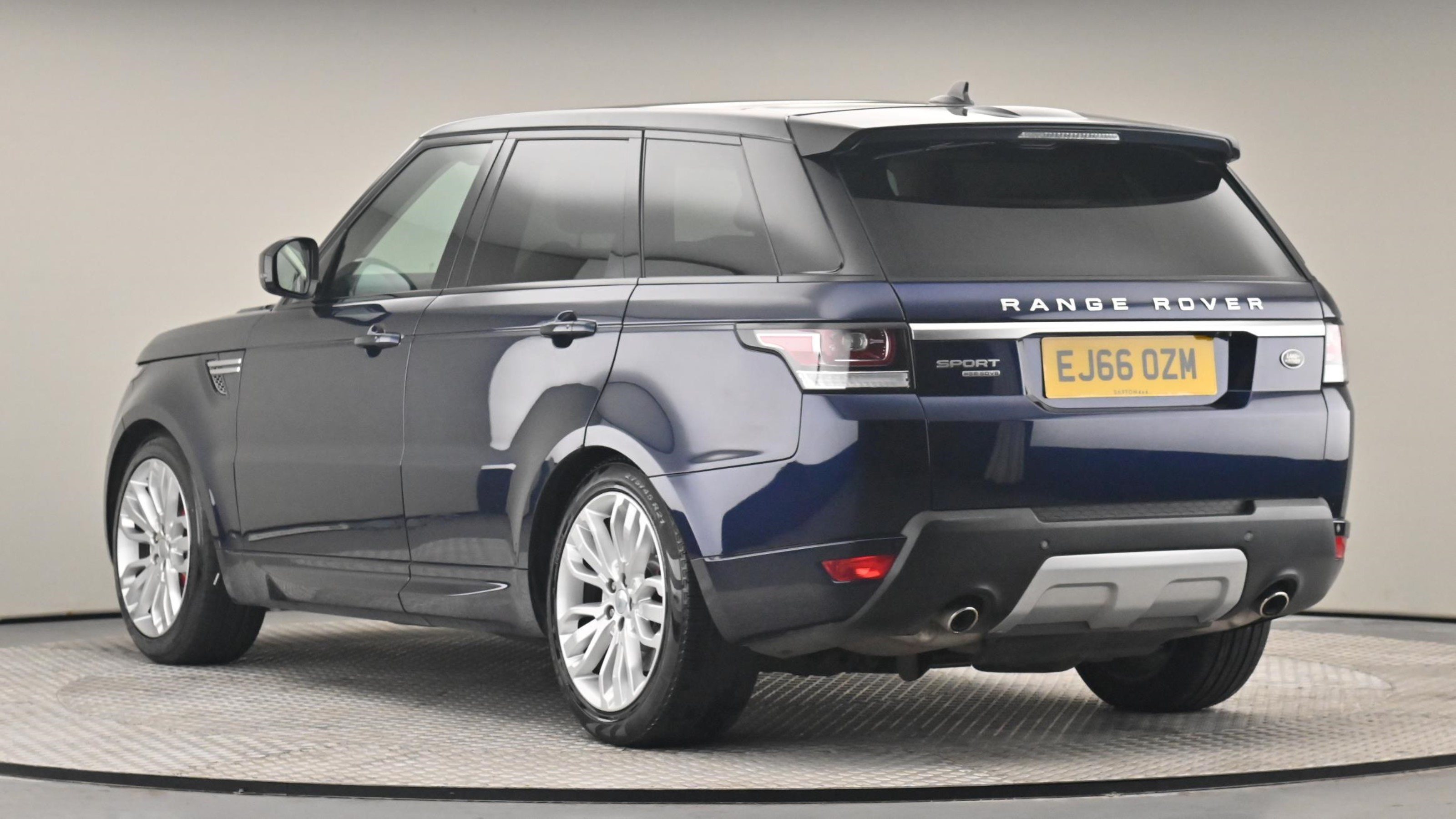 Used 2016 Land Rover RANGE ROVER SPORT 3.0 SDV6 [306] HSE 5dr Auto BLUE at Saxton4x4