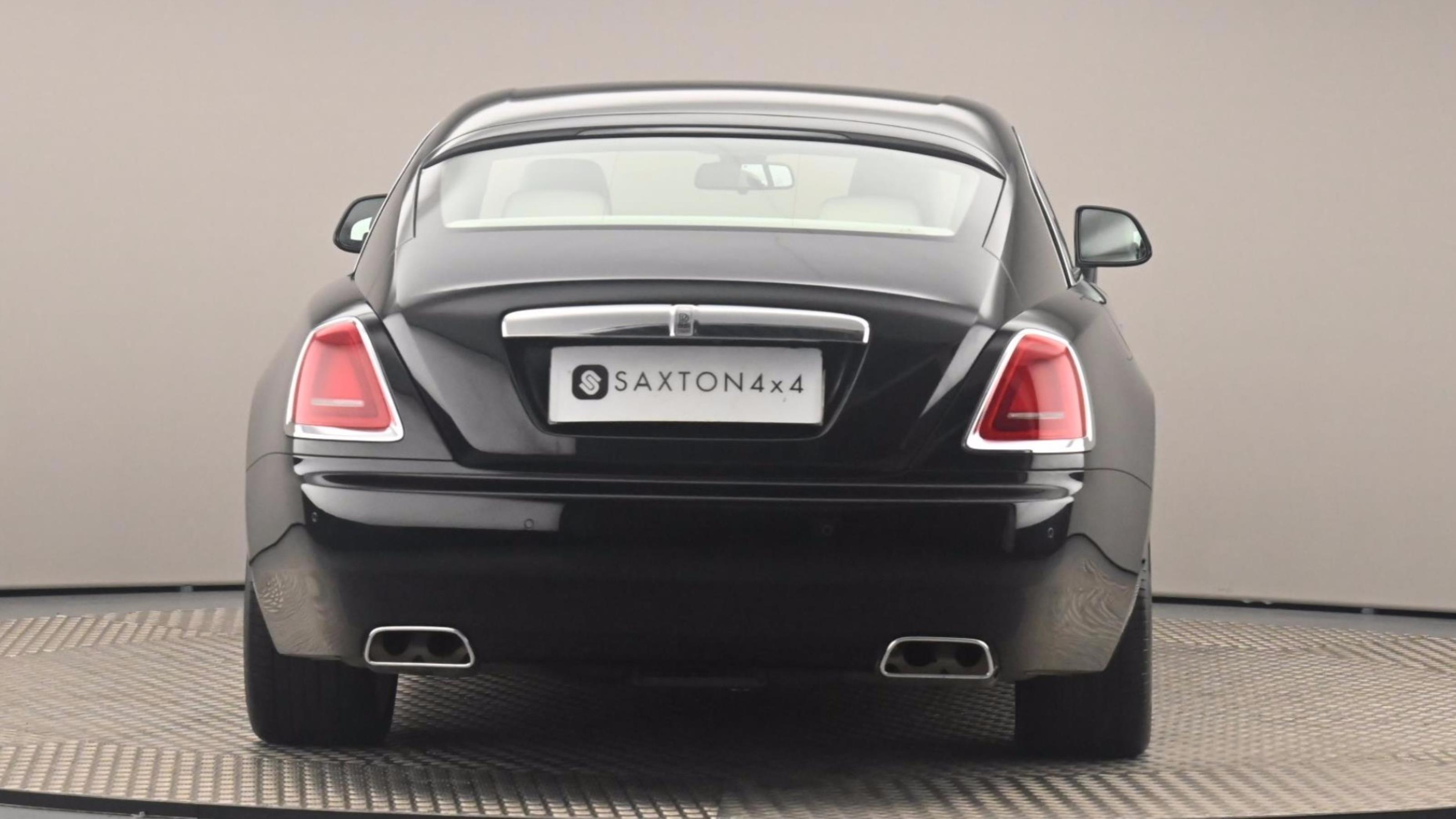 Used 2016 Rolls-Royce WRAITH 2dr Auto BLACK at Saxton4x4