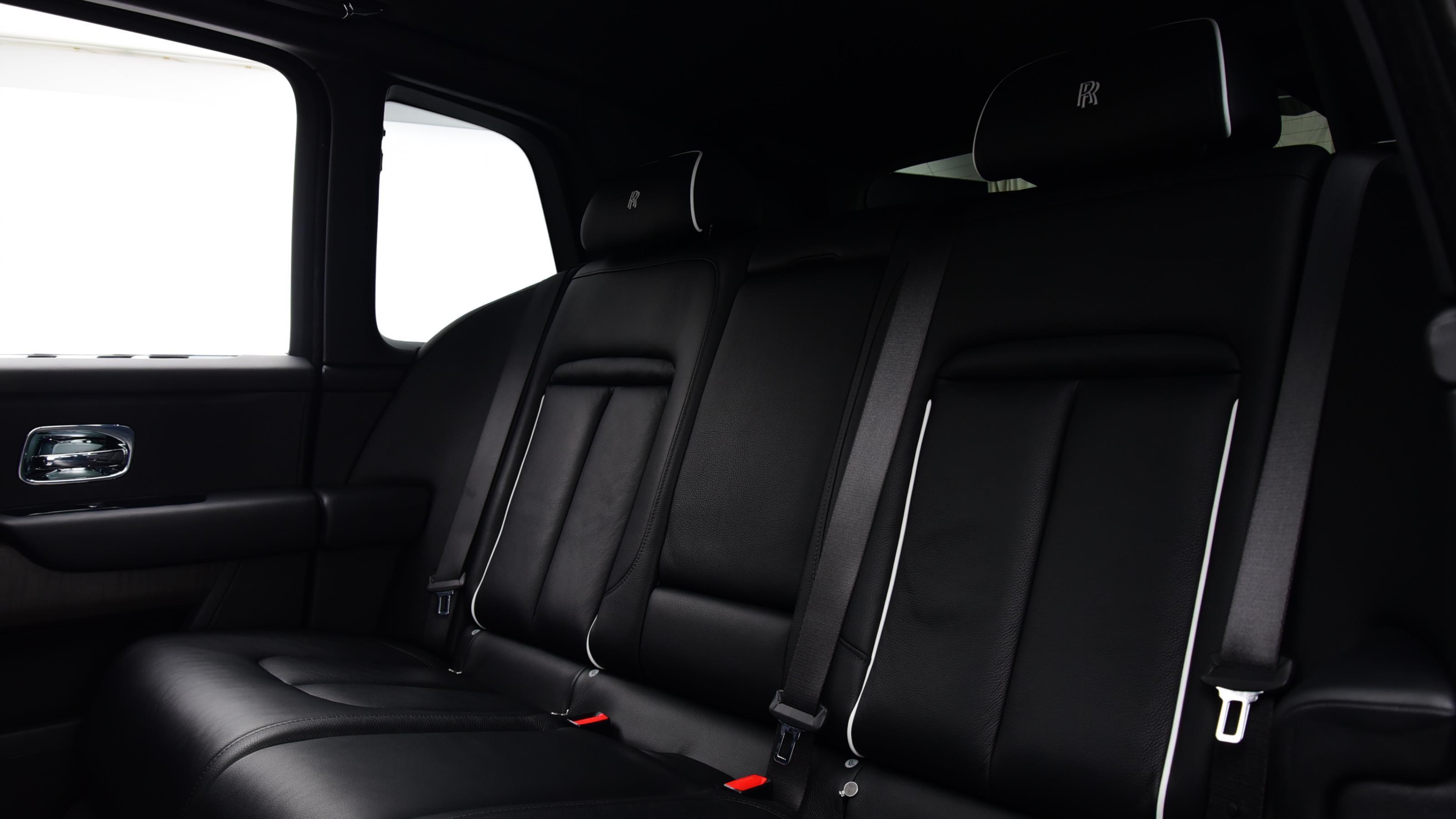 Used 2019 Rolls-Royce Cullinan V12 Auto BLACK at Saxton4x4