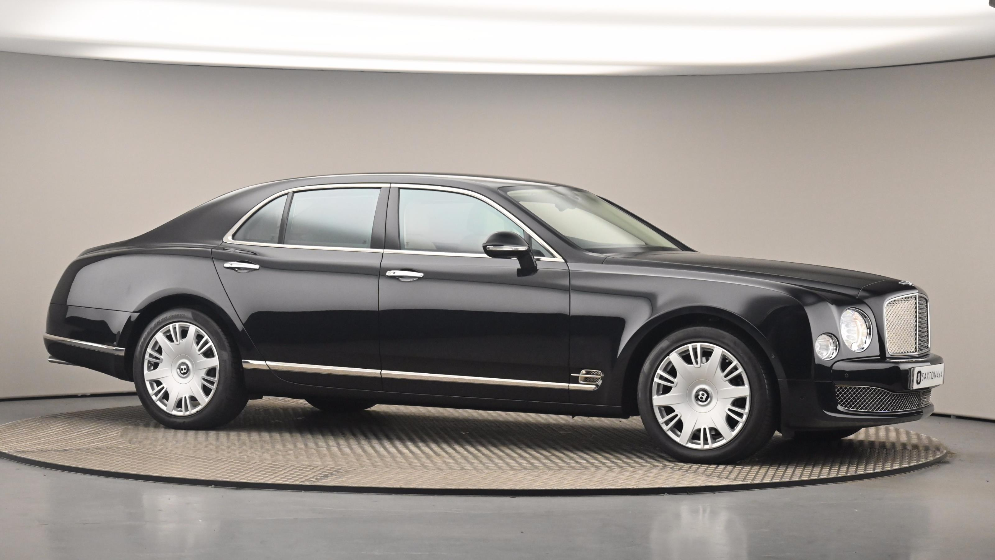 Used 2016 Bentley MULSANNE 6.8 V8 Speed 4dr Auto BLACK at Saxton4x4