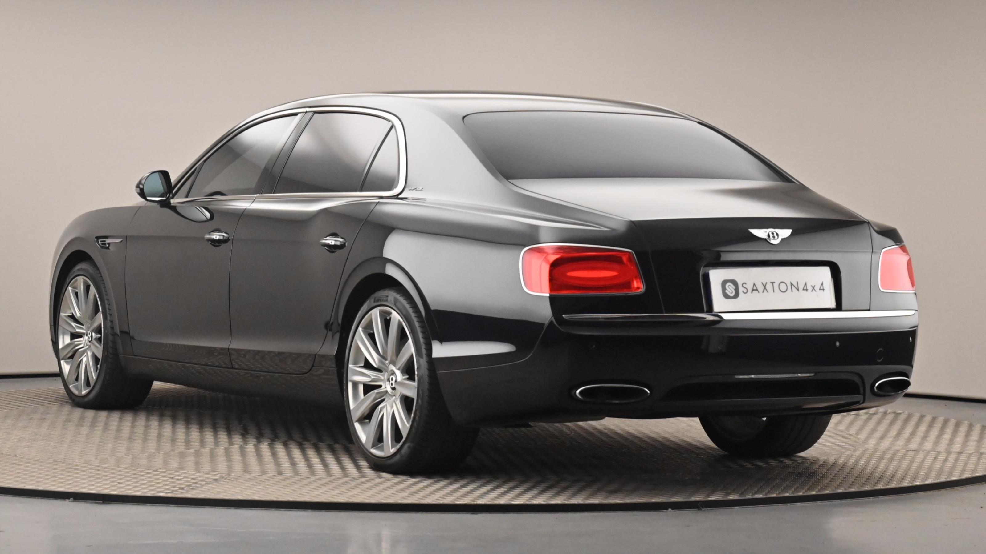 Used 2015 Bentley FLYING SPUR 6.0 W12 4dr Auto Black at Saxton4x4