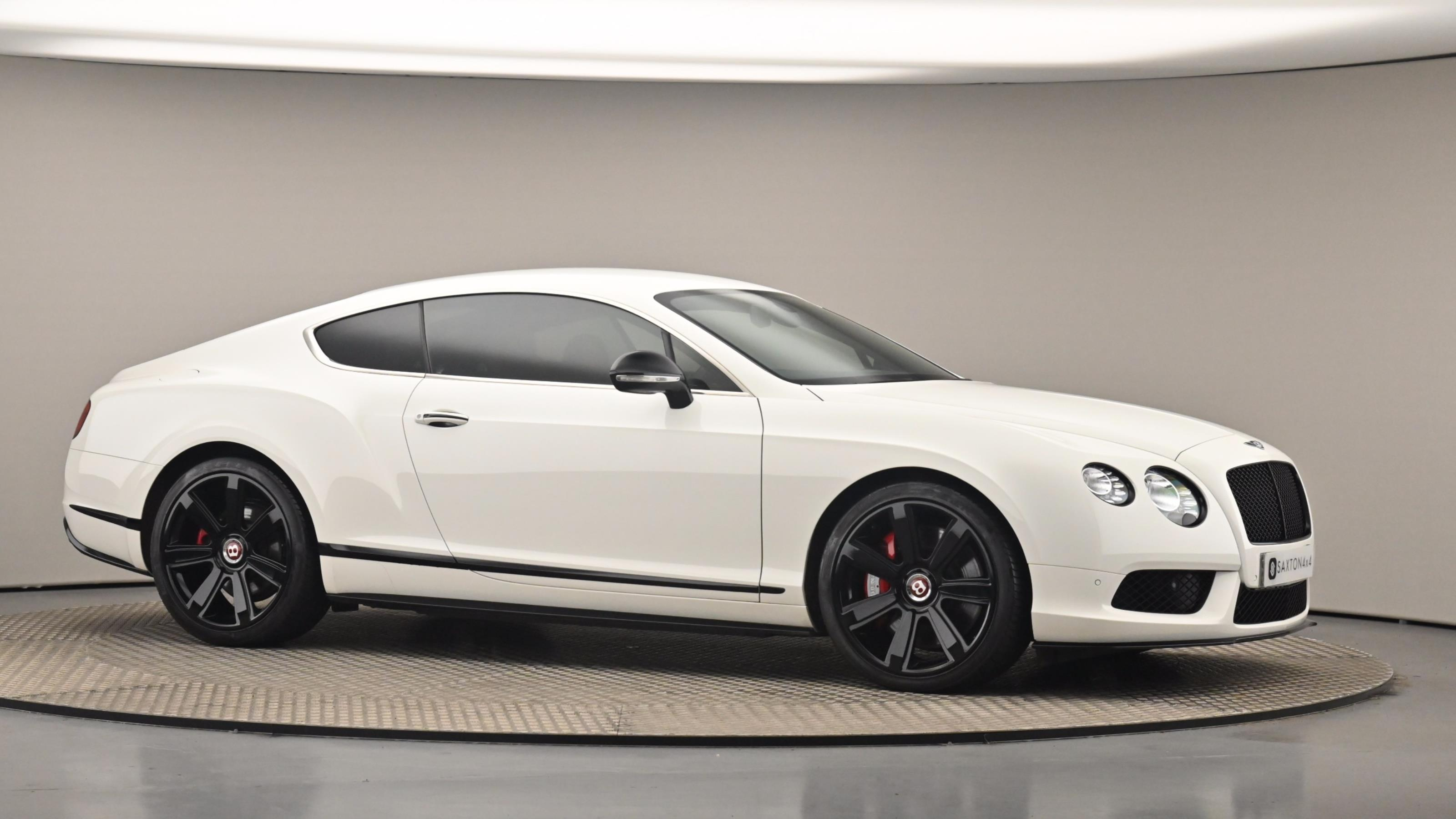 Used 2015 Bentley CONTINENTAL GT 4.0 V8 S 2dr Auto White at Saxton4x4