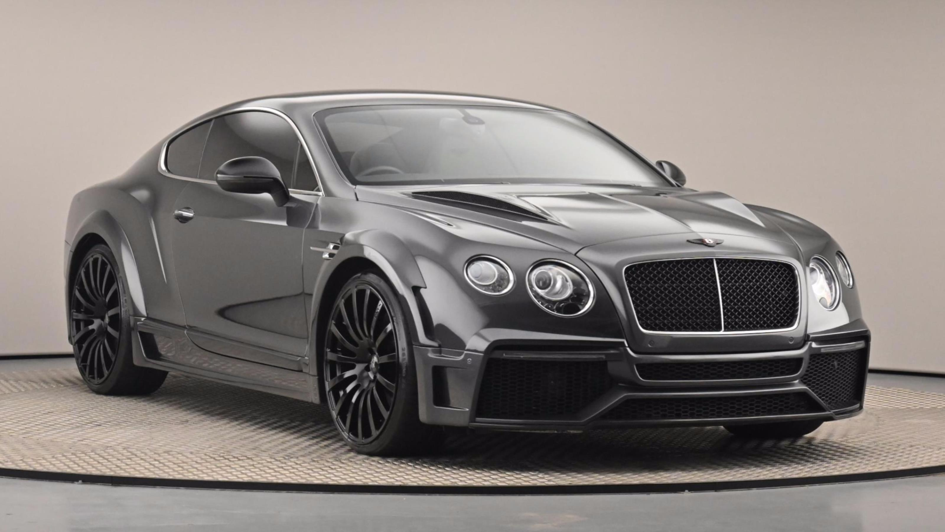Used 2015 Bentley CONTINENTAL GT 4.0 V8 S 2dr Auto GREY at Saxton4x4