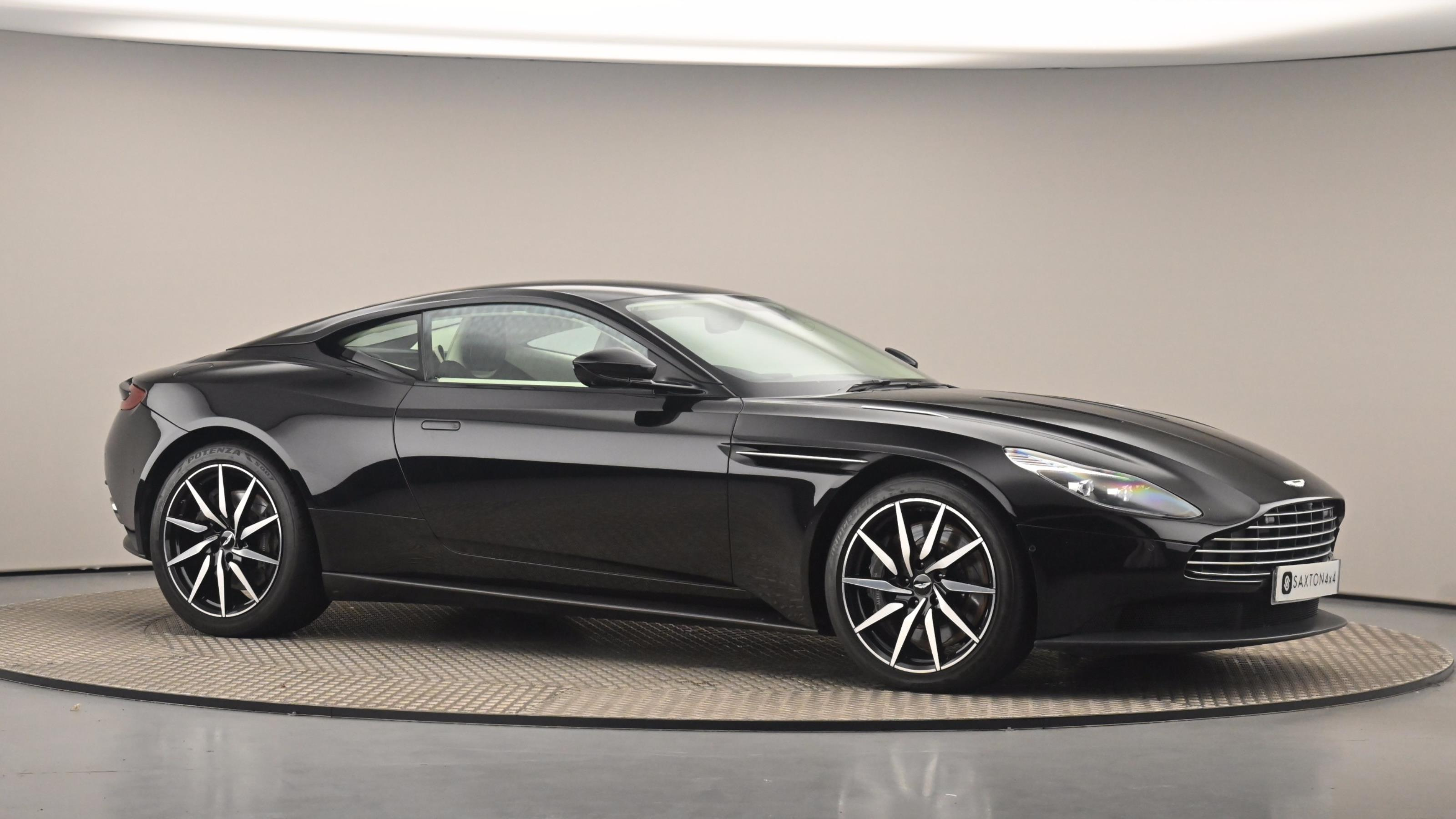 Used 2017 Aston Martin DB11 V12 Launch Edition 2dr Touchtronic Auto BLACK at Saxton4x4