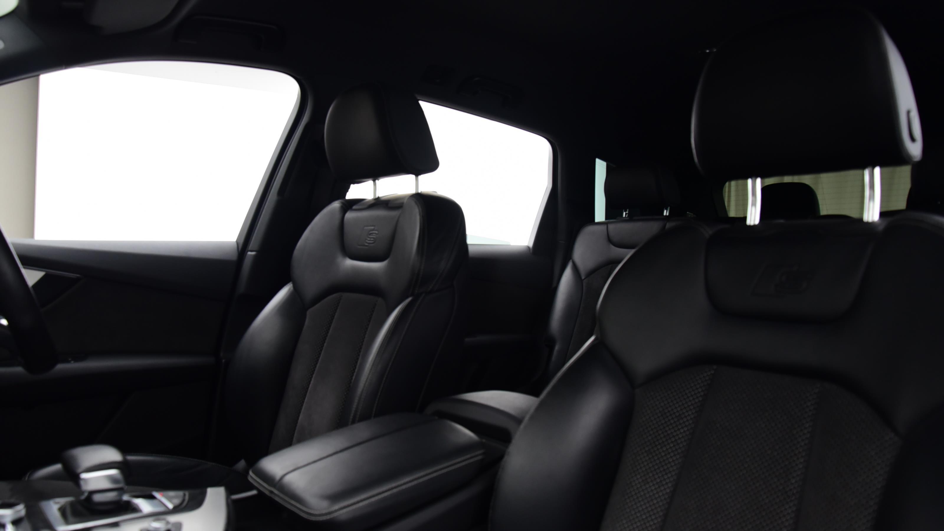 Used 2015 Audi Q7 3.0 TDI Quattro S Line 5dr Tip Auto BLUE at Saxton4x4