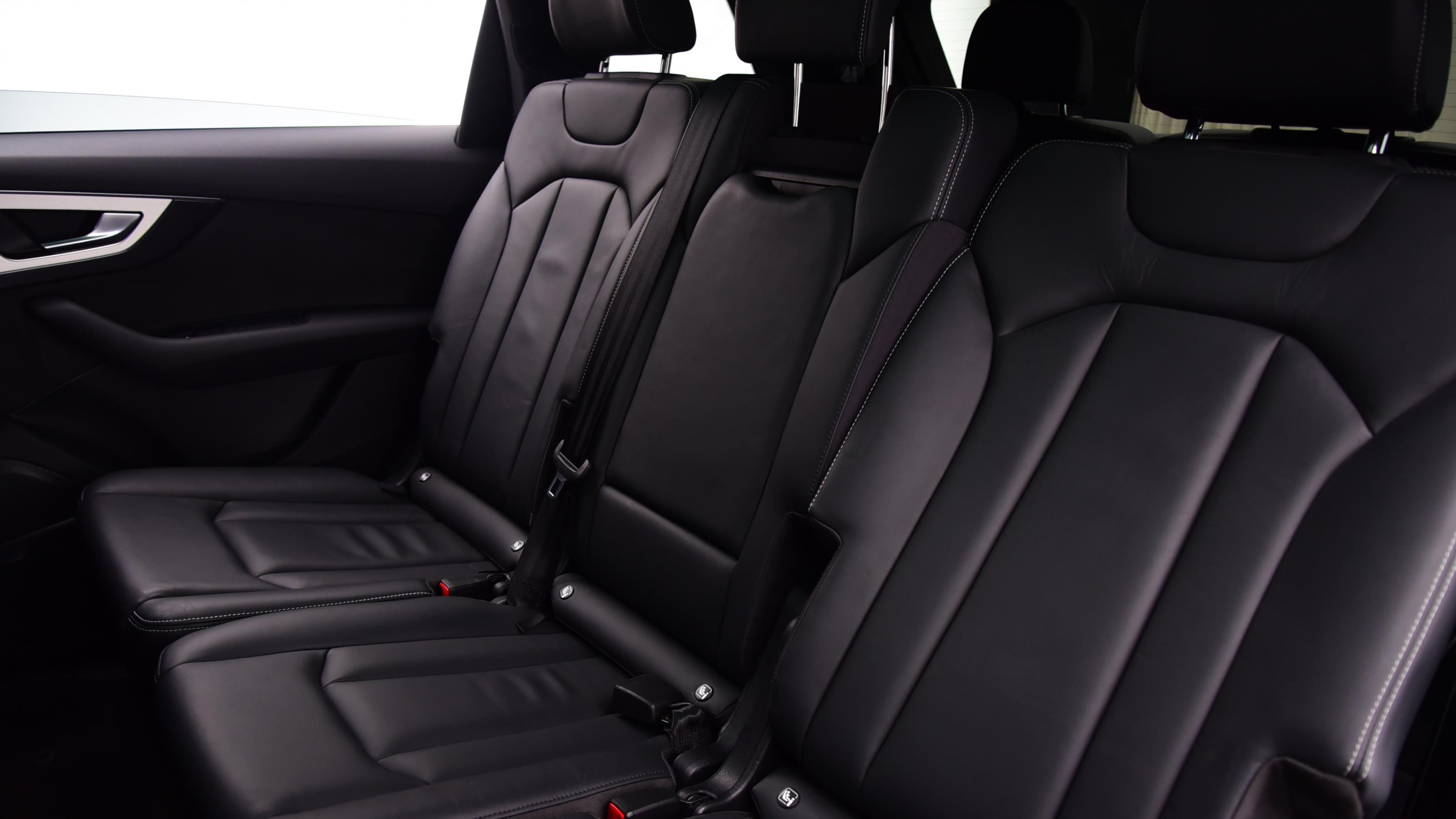 Used 2017 Audi Q7 SQ7 Quattro 5dr Tip Auto BLACK at Saxton4x4
