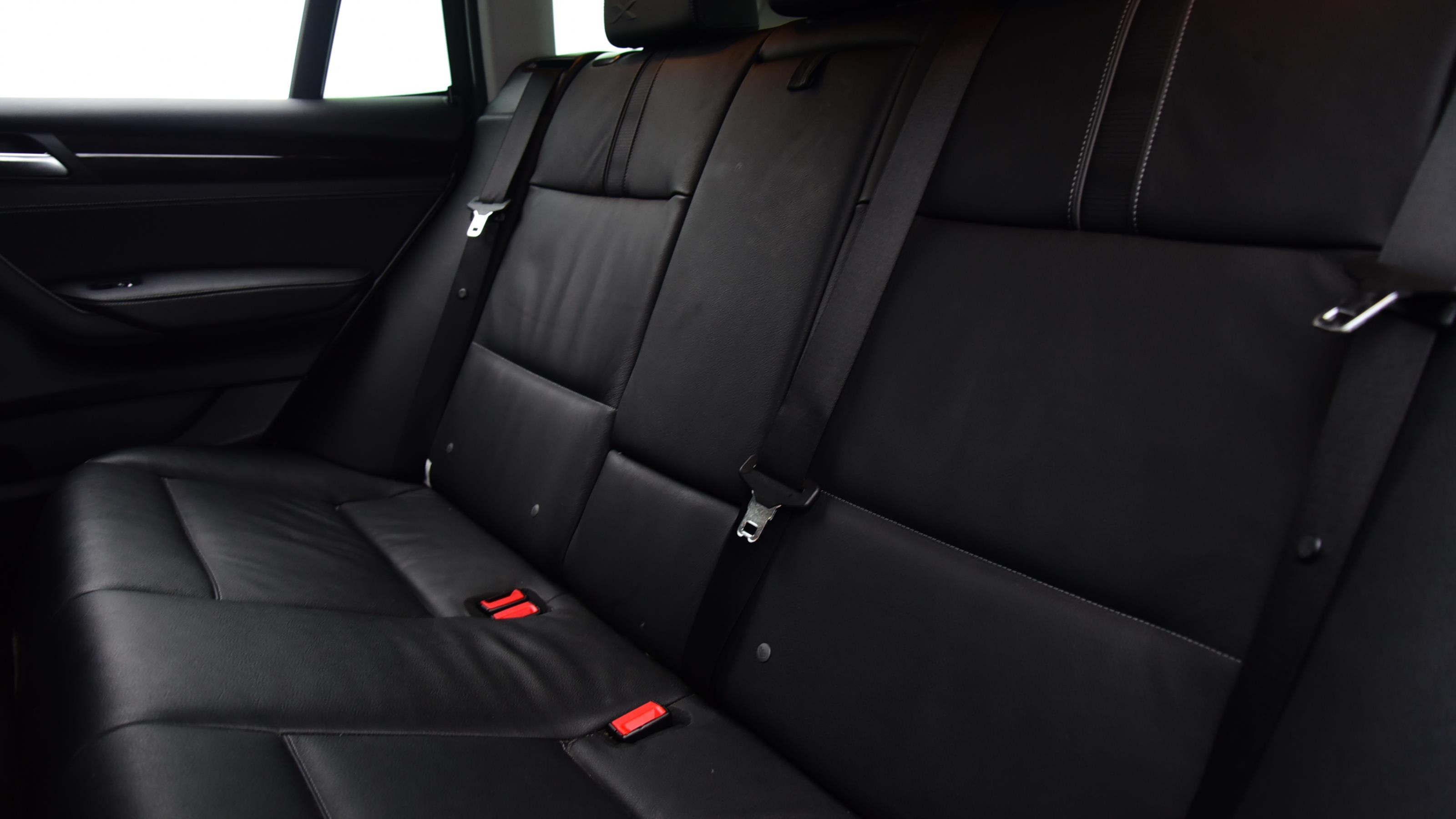 Used 14 BMW X3 xDrive30d xLine 5dr Step Auto GREY at Saxton4x4