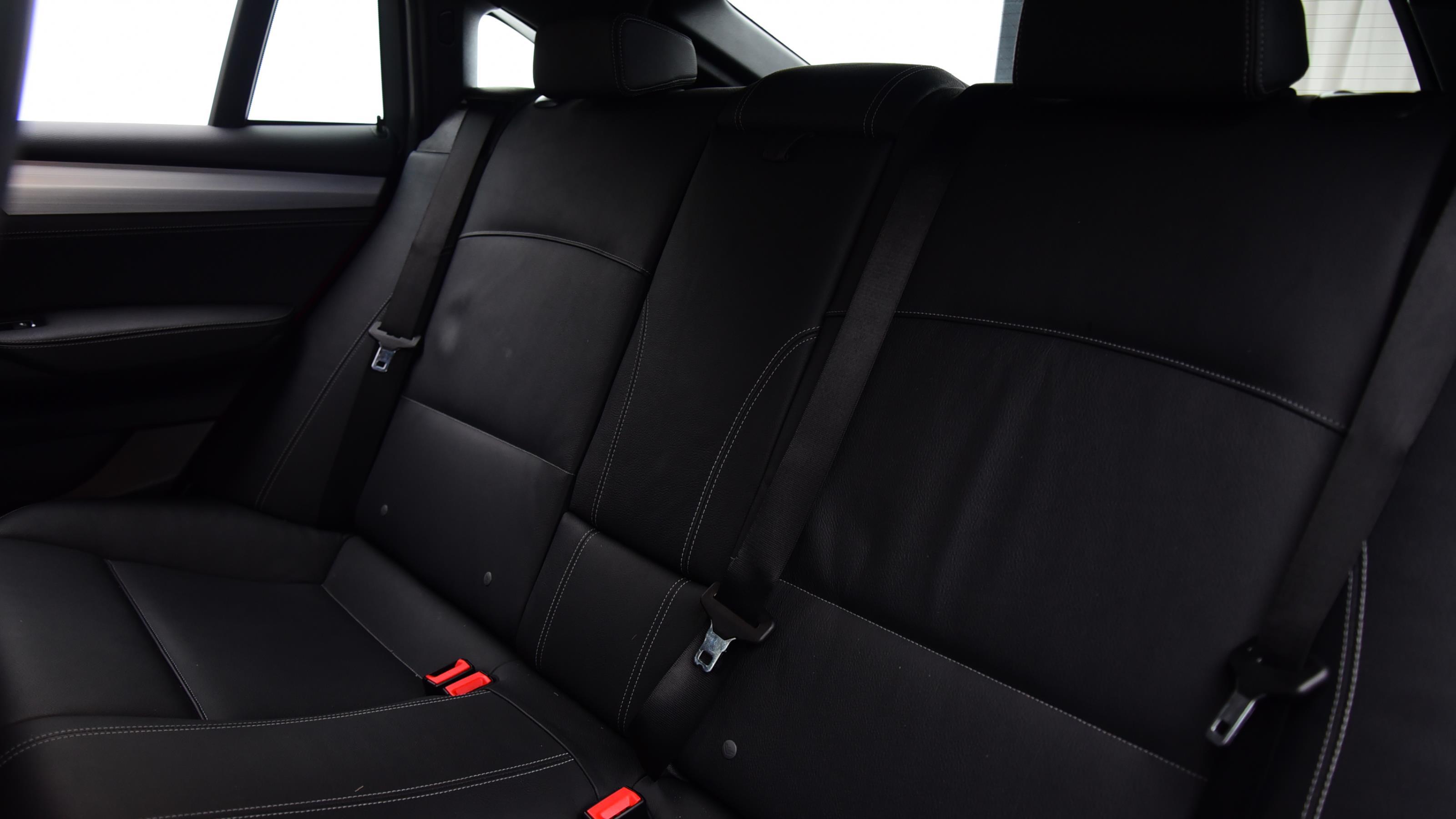 Used 15 BMW X4 xDrive20d M Sport 5dr Step Auto Red at Saxton4x4