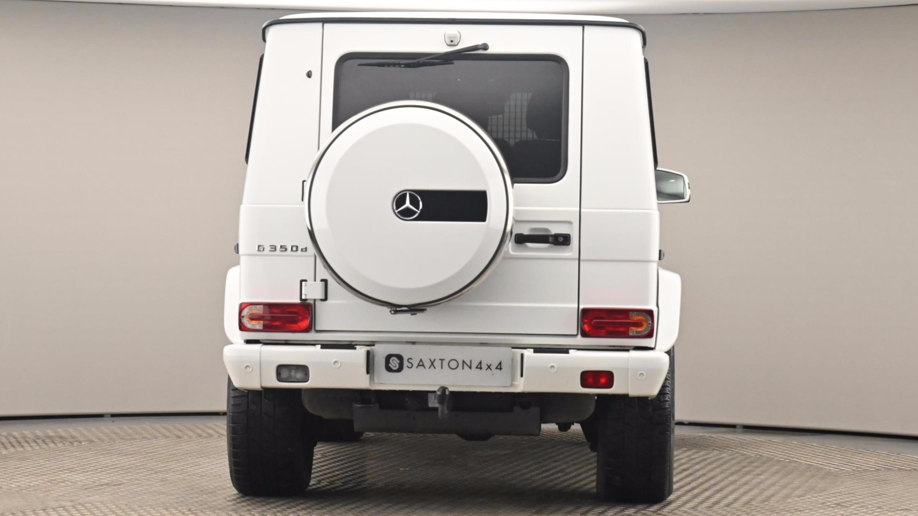 Used 2016 Mercedes-Benz G CLASS 350 CDi G-Tronic ~ at Saxton4x4
