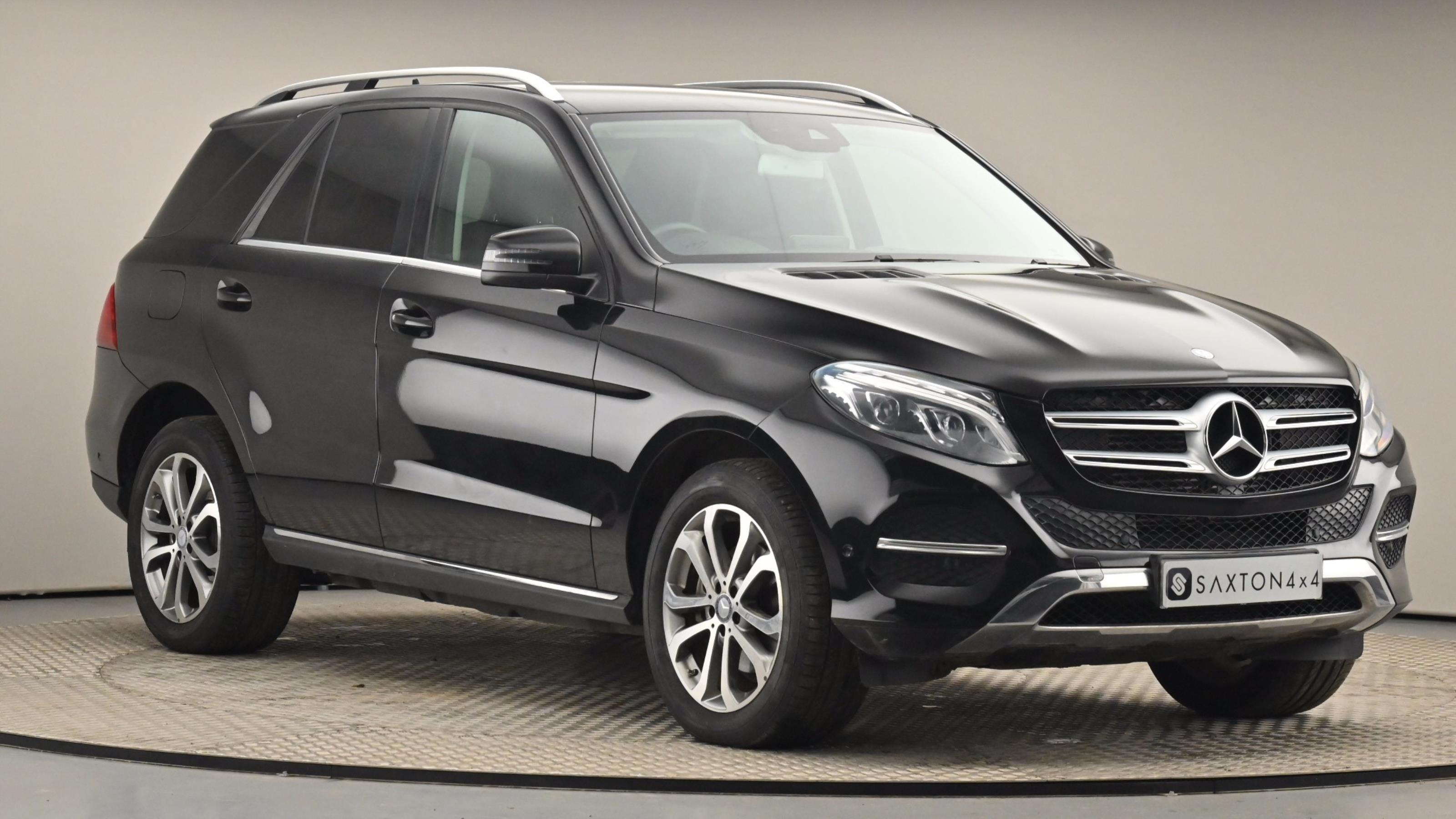 Used 15 Mercedes-Benz GLE GLE 250d 4Matic Sport 5dr 9G-Tronic BLACK at Saxton4x4