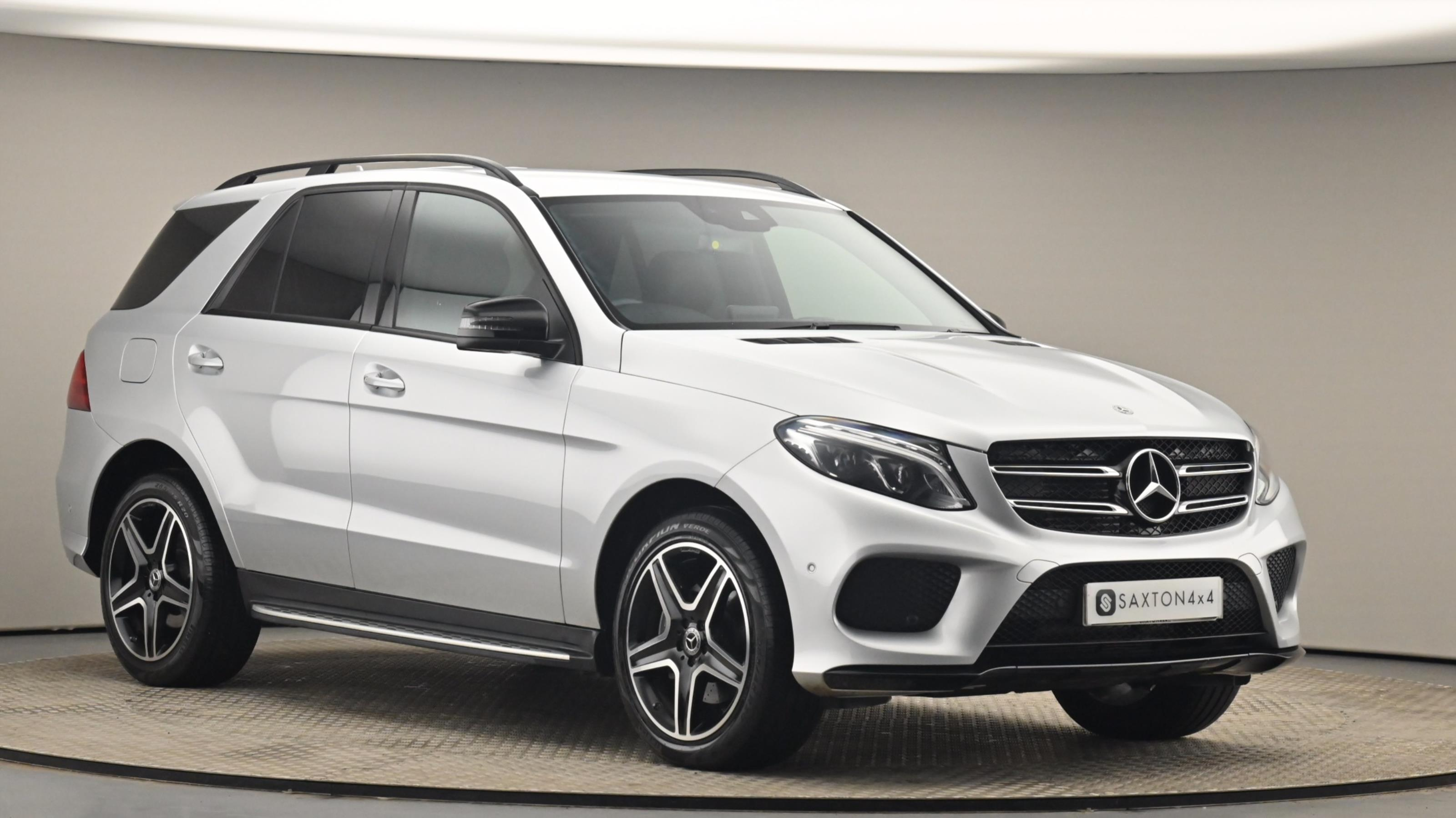 Used 2018 Mercedes-Benz GLE GLE 250d 4Matic AMG Night Edition 5dr 9G-Tronic at Saxton4x4