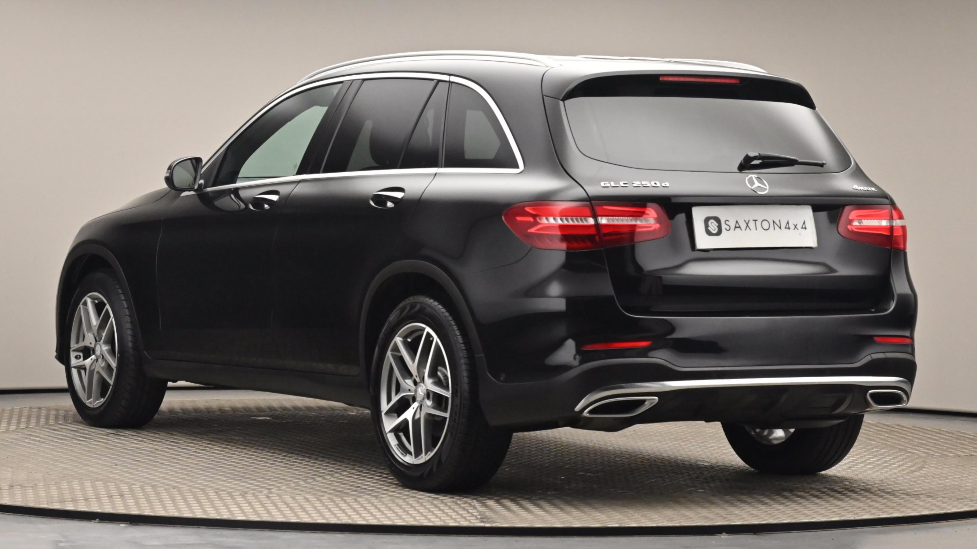 Used 16 Mercedes-Benz GLC GLC 250d 4Matic AMG Line Premium 5dr 9G-Tronic Black at Saxton4x4