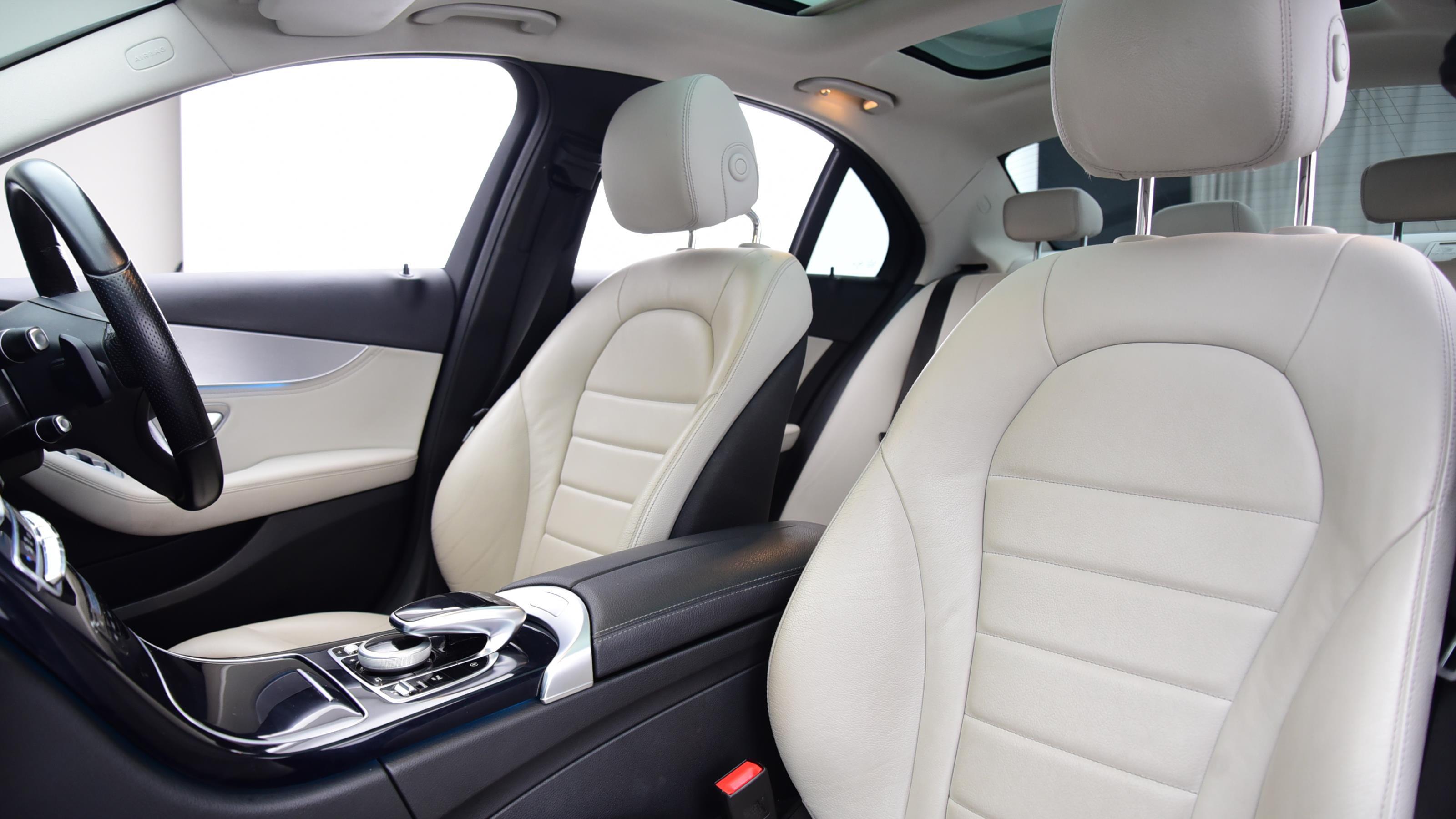 Used 16 Mercedes-Benz C CLASS C250d Sport Premium 4dr Auto BLACK at Saxton4x4