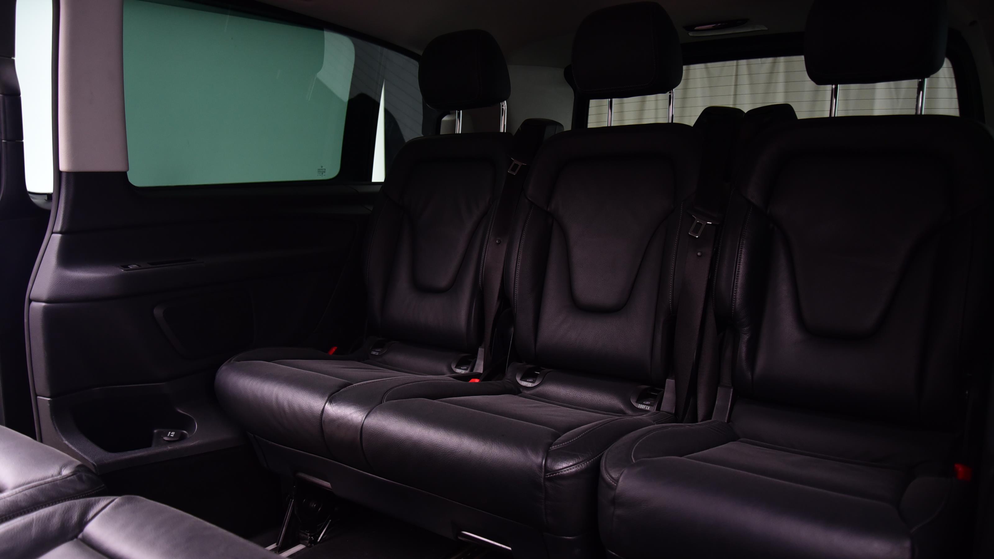 Used 2016 Mercedes-Benz V CLASS V220 BlueTEC SE 5dr Auto Black at Saxton4x4