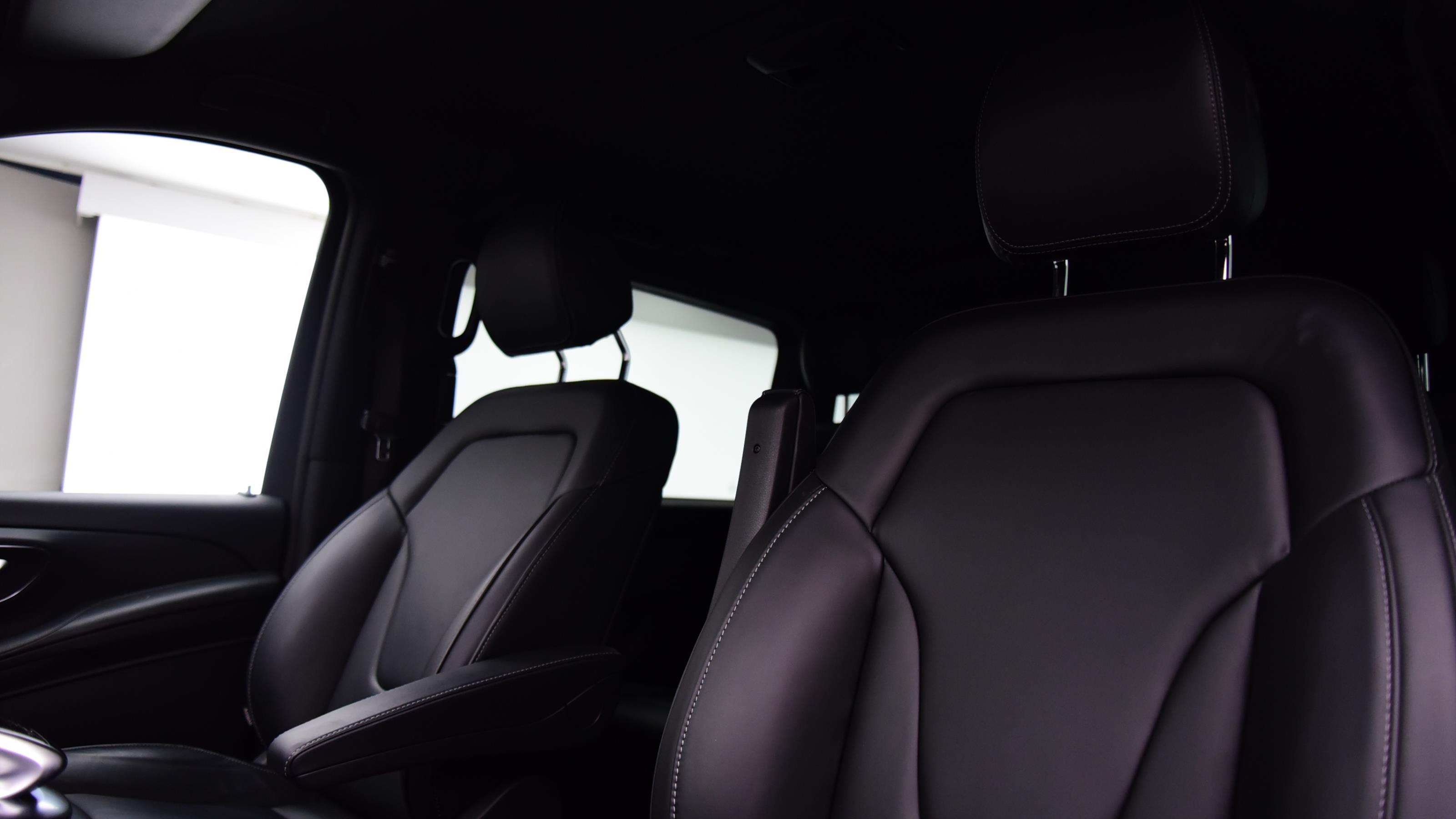 Used 2017 Mercedes-Benz V CLASS V220 BlueTEC Sport 5dr Auto [Extra Long] Grey at Saxton4x4