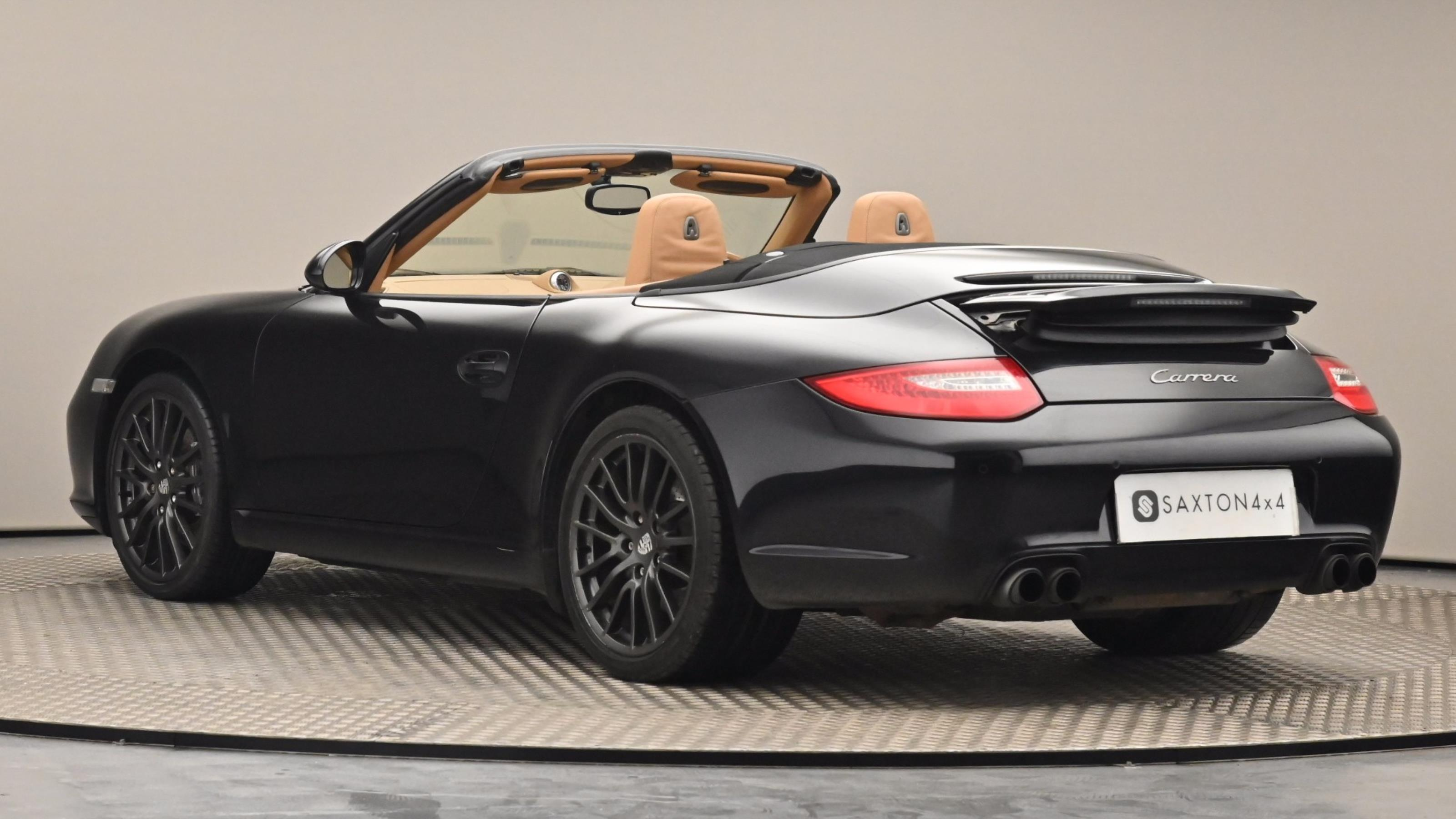 Used 10 Porsche 911 2dr PDK BLACK at Saxton4x4