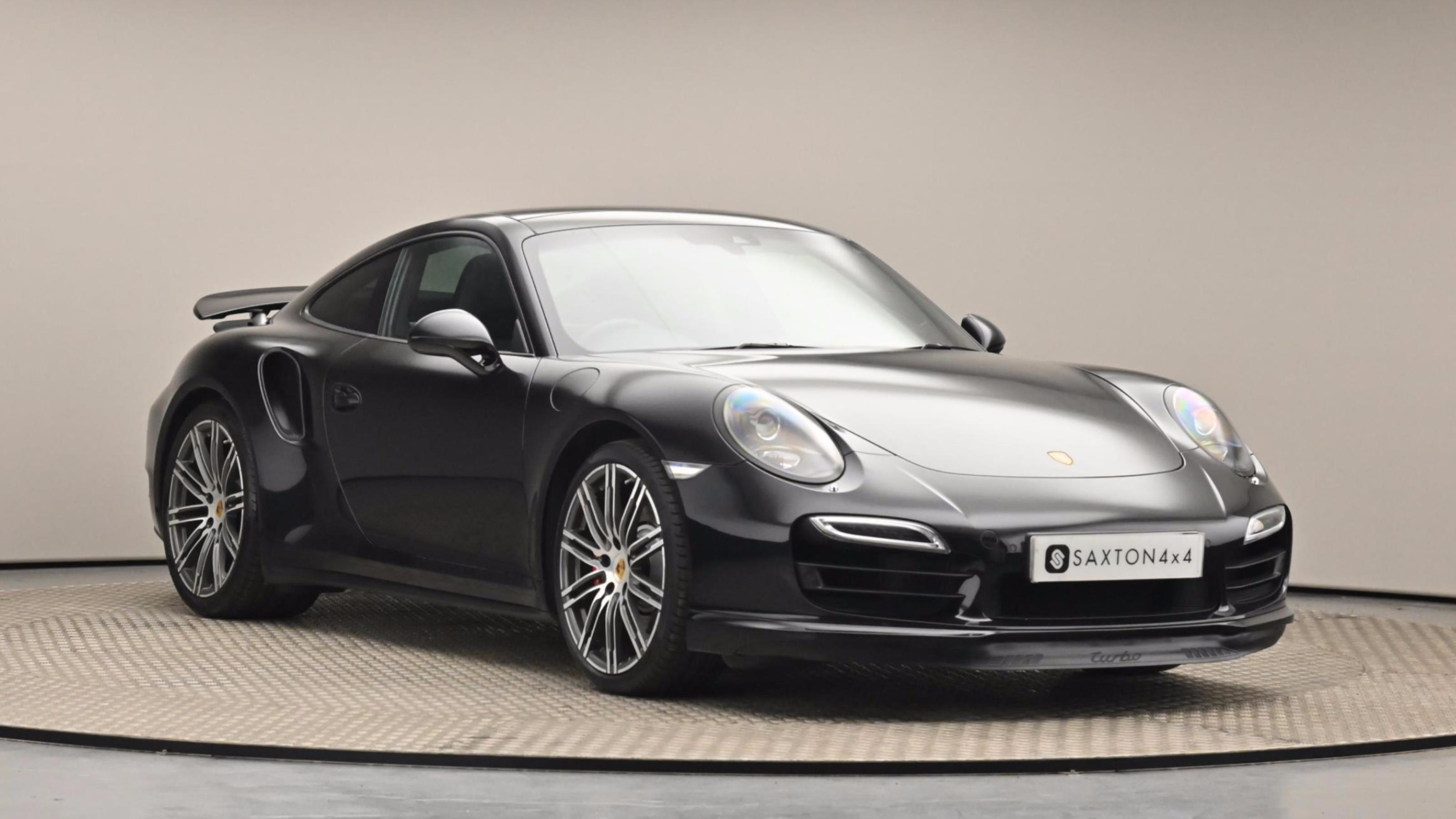 Used ~ Porsche 911 2dr PDK Black at Saxton4x4